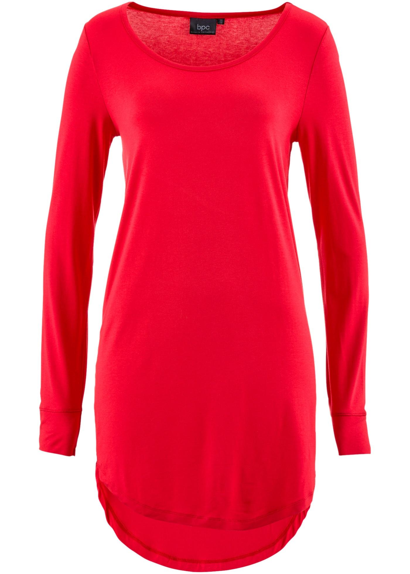 Long Pour Bpc Manches Rouge CollectionT Femme Bonprix Longues shirt À rdxeCBo