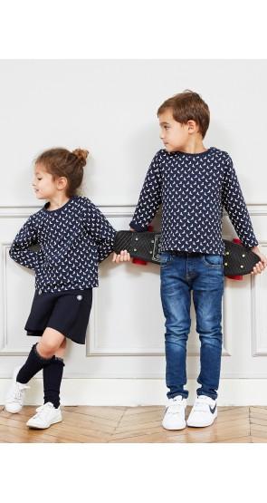 Alex LsTee De Enfant Fraise shirt Envie F1c3TlJK