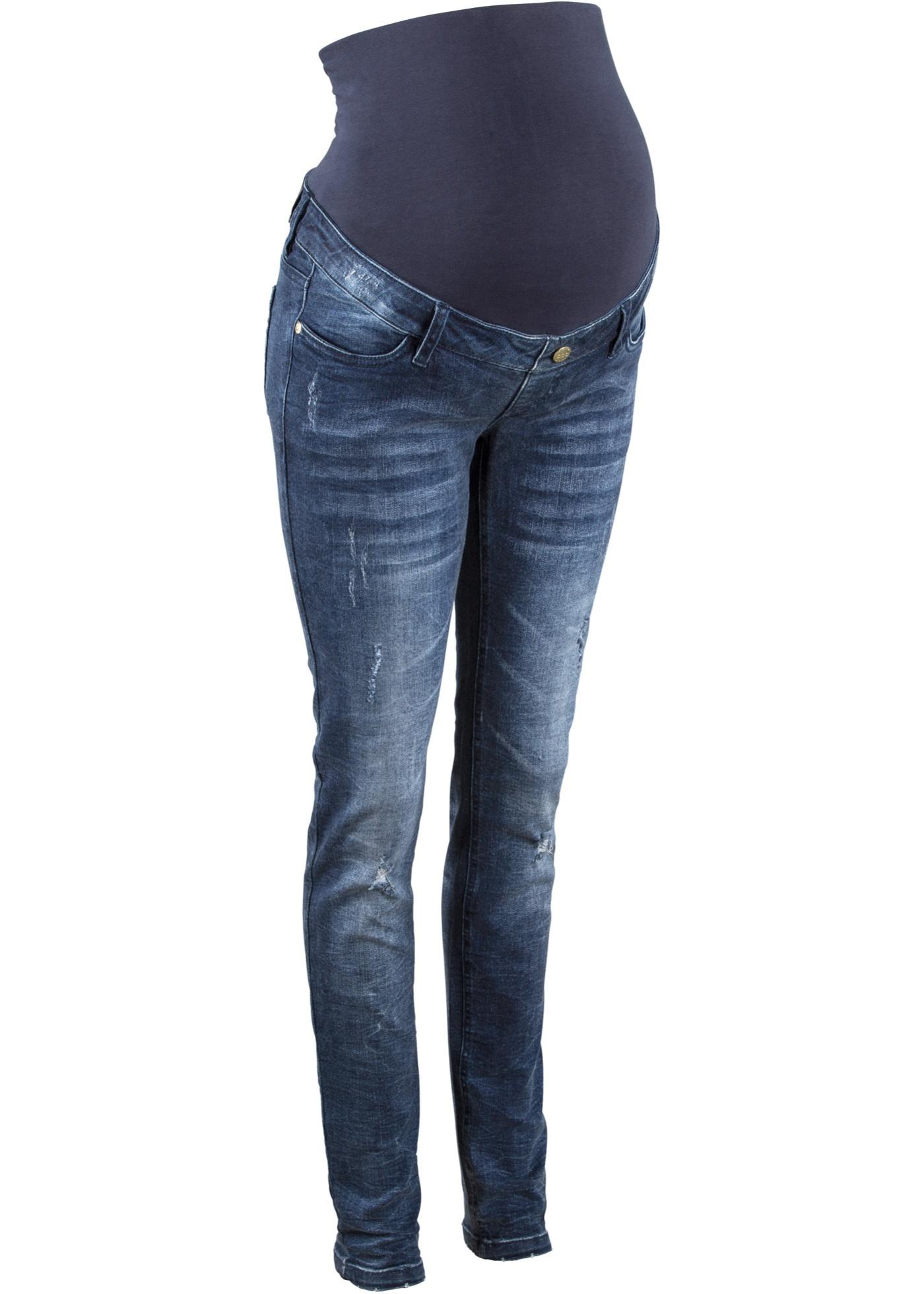 Bonprix Grossesse Bpc Pour Femme Noir Style De DestroyedSkinny CollectionJean Iv7ymbgYf6