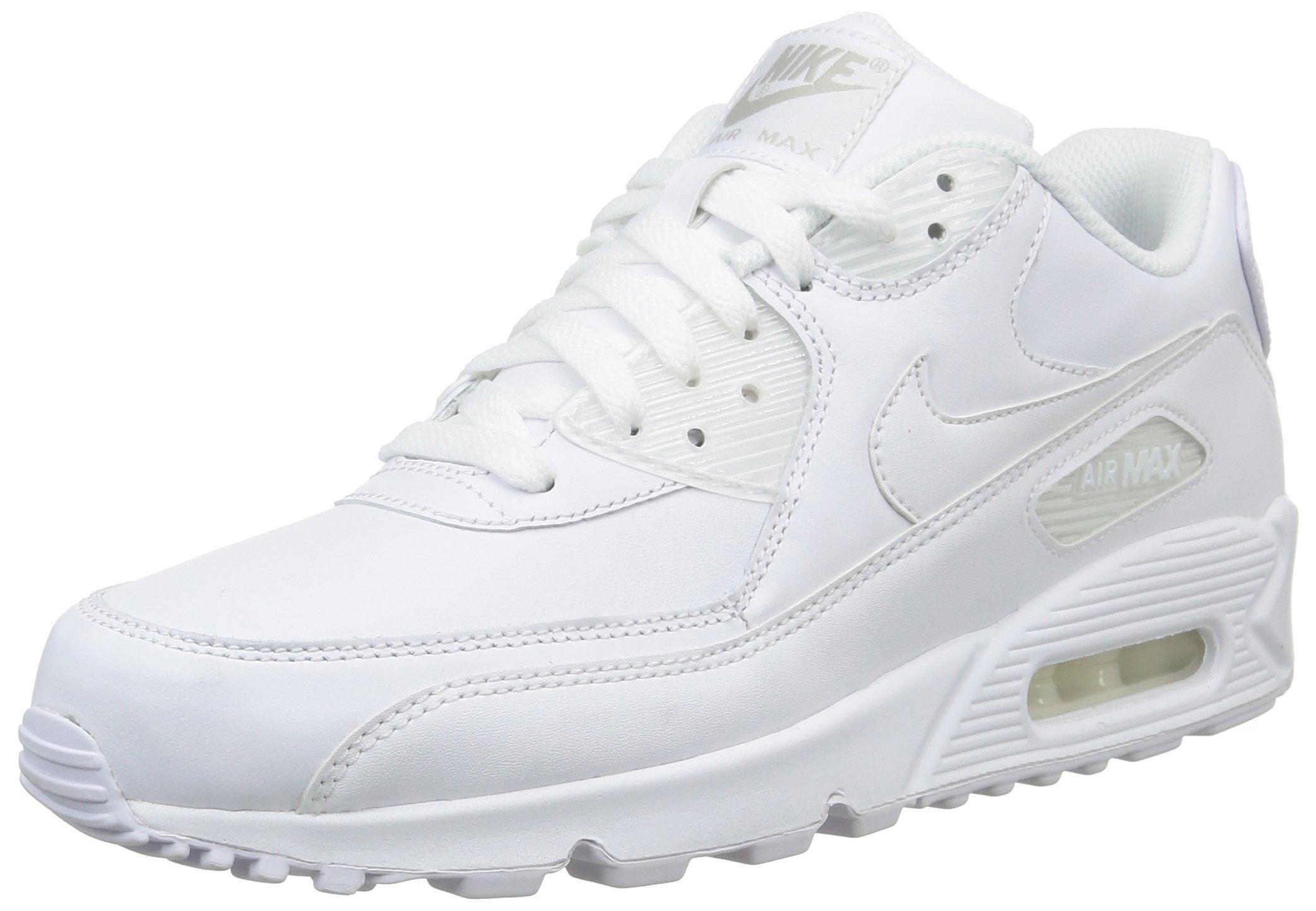 Air Max White38 LeatherDerby 90 Nike HommeBlanctrue true White 5 Eu OkXiwZuPT