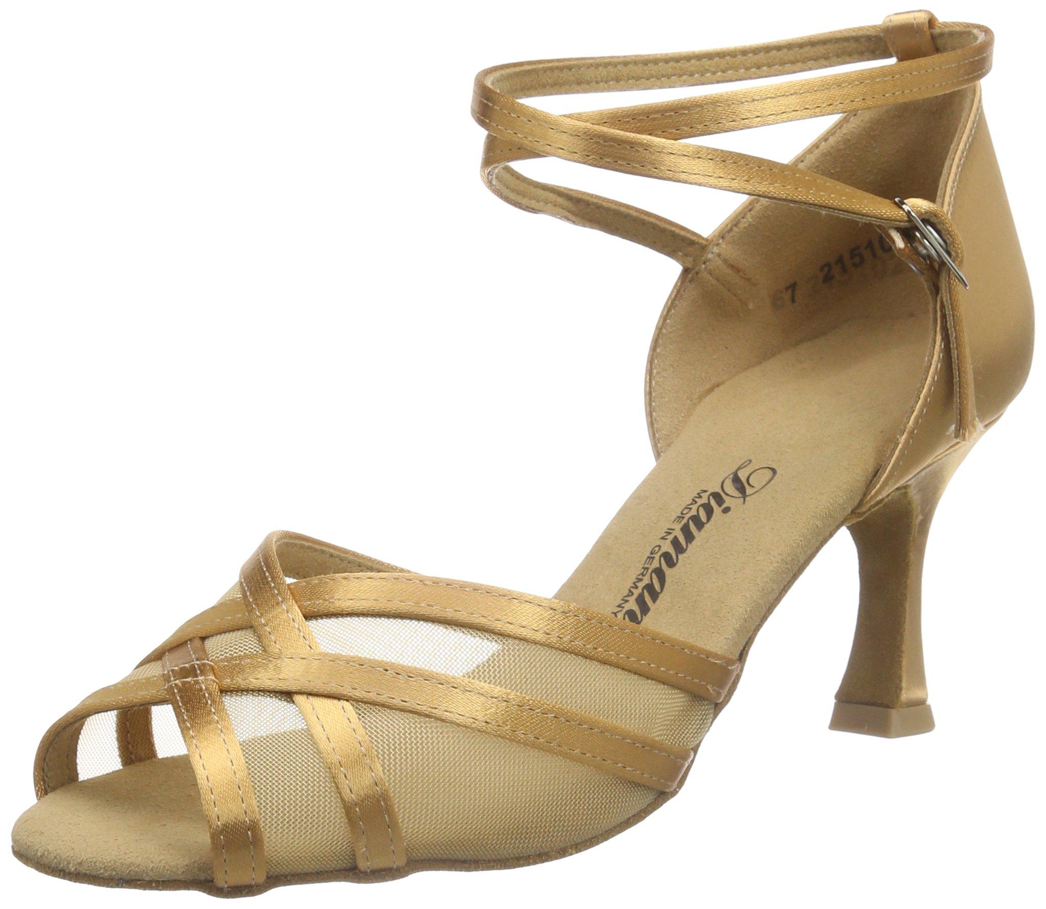 2 Tanzschuhe Danse Damen 3 De Eu Latein Salon 035 FemmesBeigehautfarben36 Diamant 087 087Chaussures 54AqR3jL