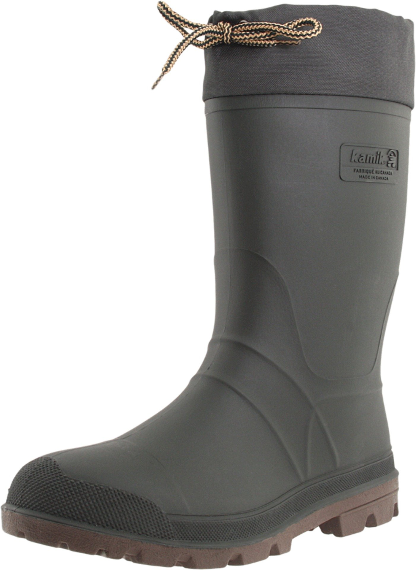 Us 39 M IcebreakerBottes 40taille Fabricant7 Homme 44 f4 Vert tr Kamik fyg76b