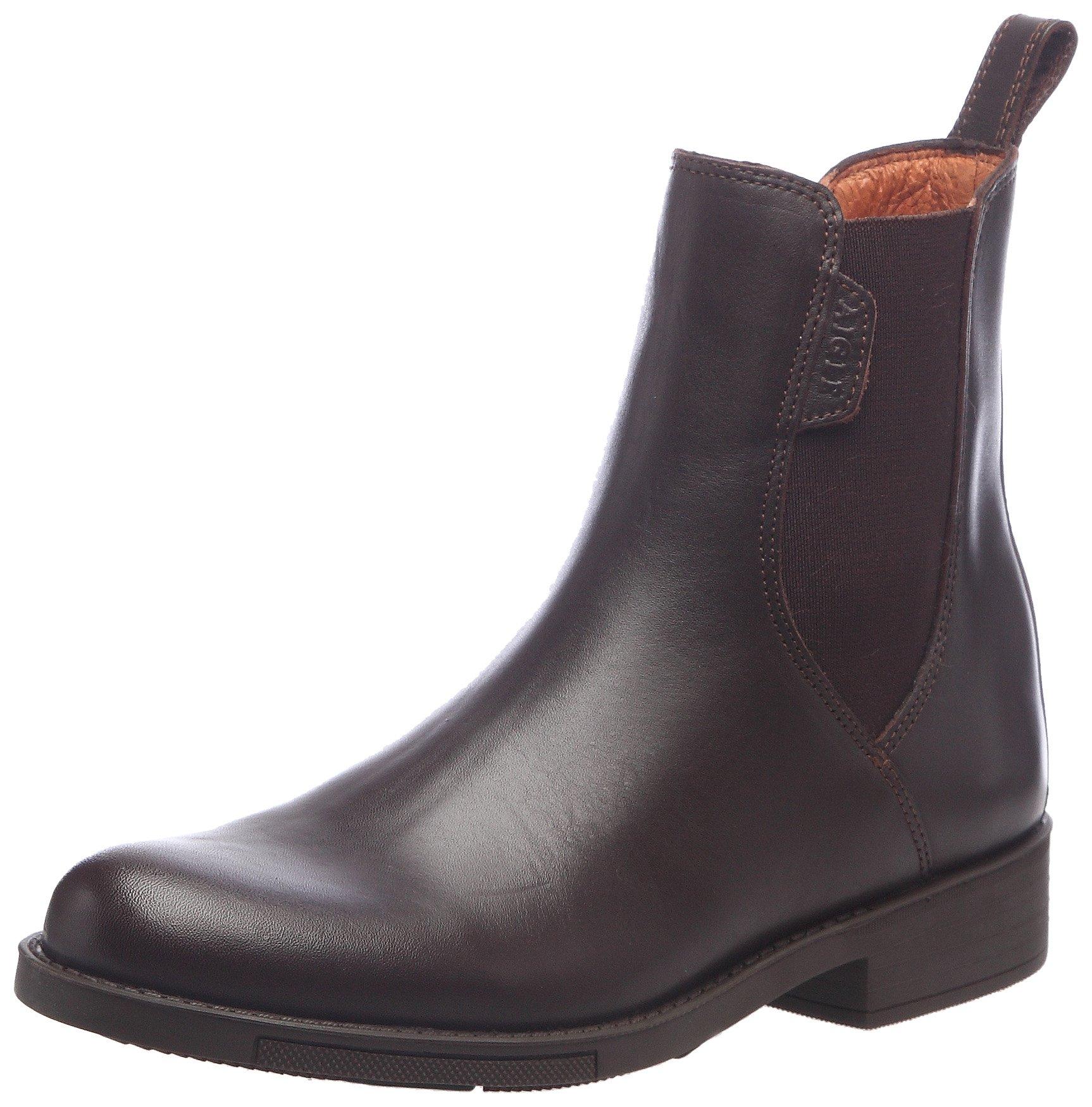 Marrondark D'equitation Eu2 Brown35 5 Uk Chaussure Femme AigleOrzac pSUqMVz