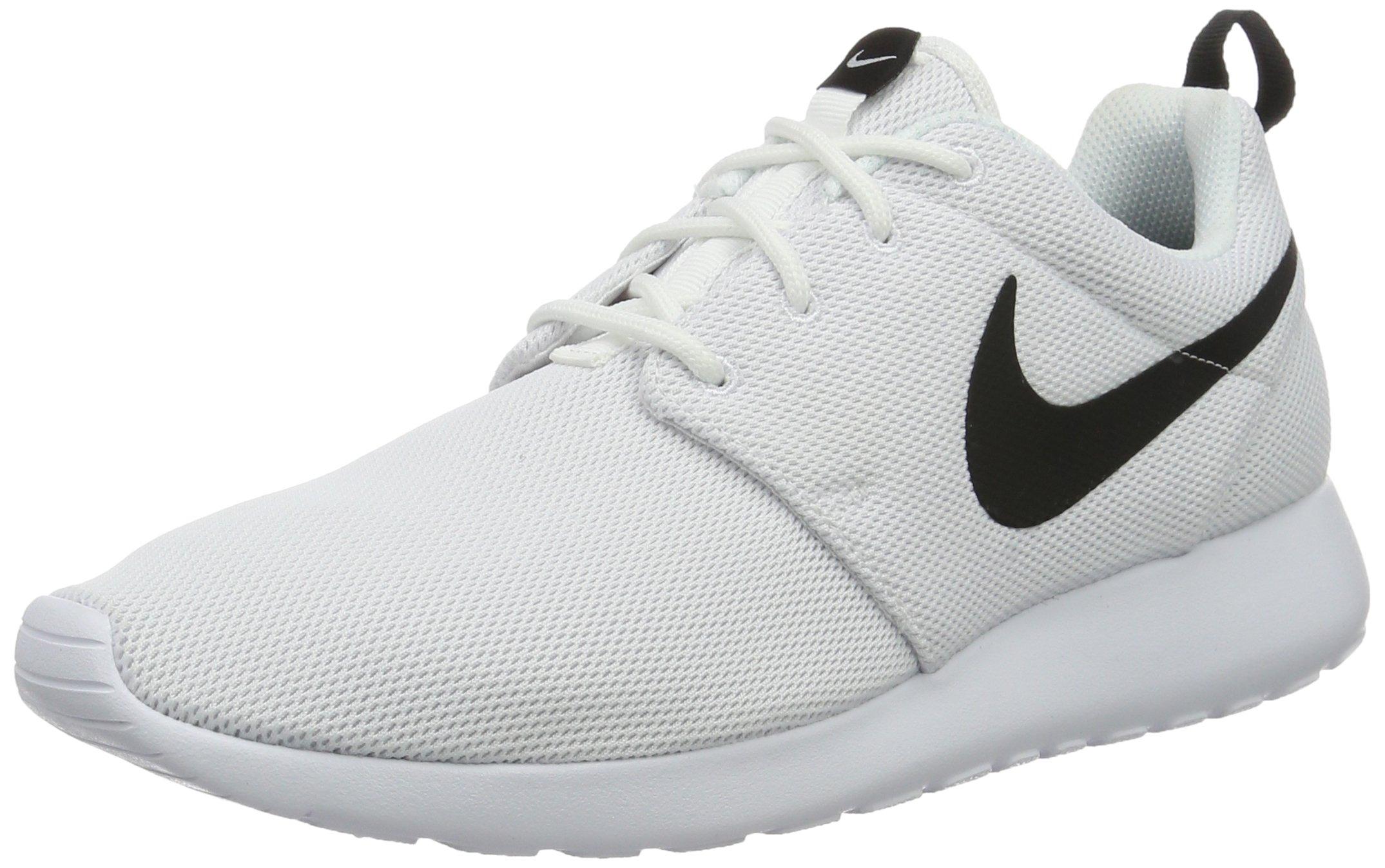 Roshe OneChaussures Running White FemmesBlanc De Nike Black44 Eu Entrainement XkiPuZ