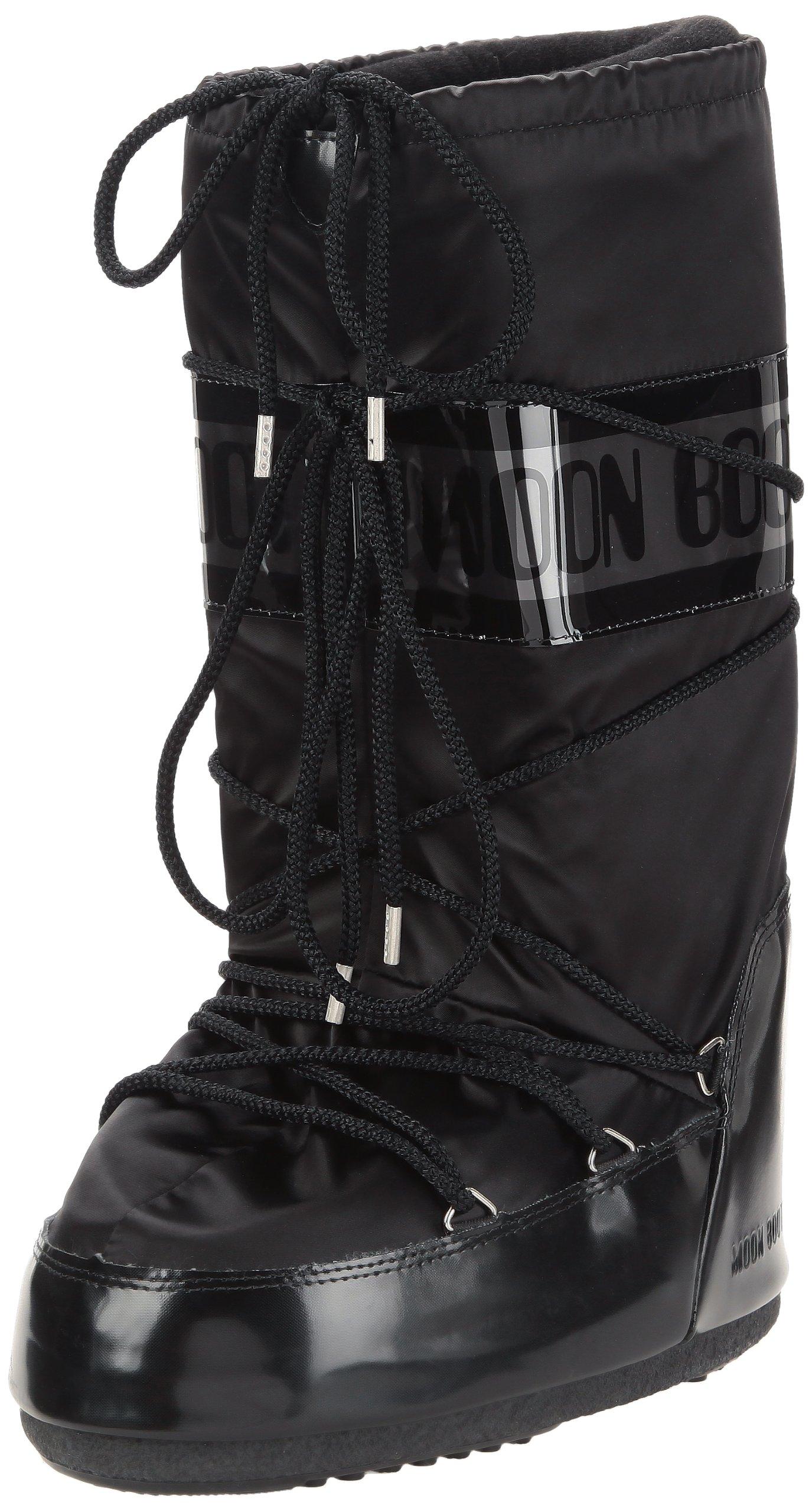 FemmeNoirnero27 Moon Boot GlanceBoots 30 Eu 1JcTlKF