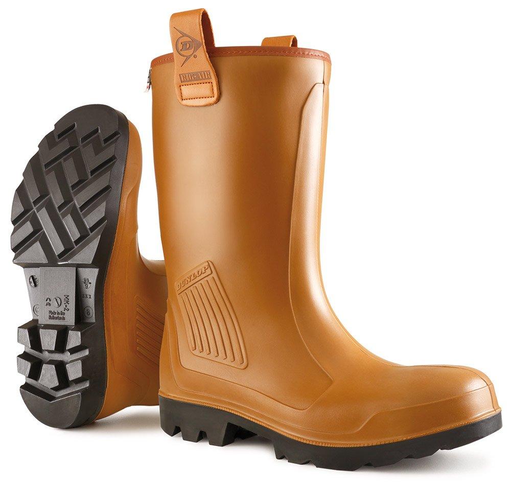 Eu air Mixte De Sécurité Bottines Full Dunlop AdulteMarronbrown39 SafetyBottesamp; Purofort Footwear Rig Protective qGSpMzVU