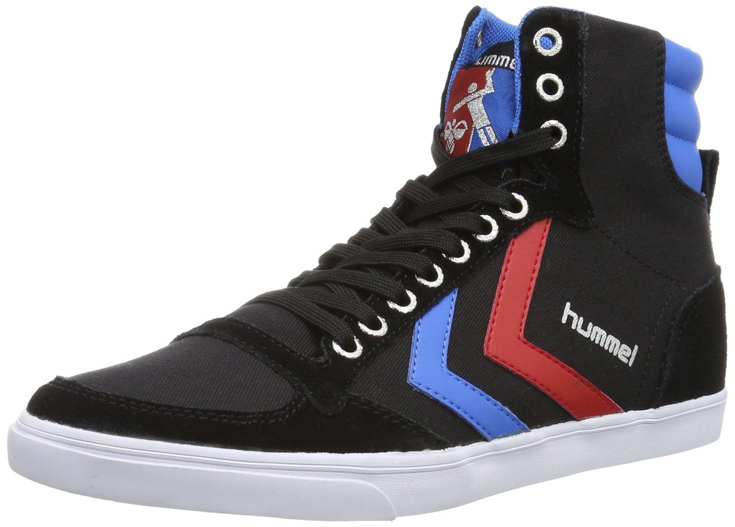 264045 red Stadil Sport Black Schwarzblack Uk High'De Eu10 5 'slimmer FashionChaussures Noir blue Slimmer Hummel Erwachsene Stadi gum vwOy8mnNP0