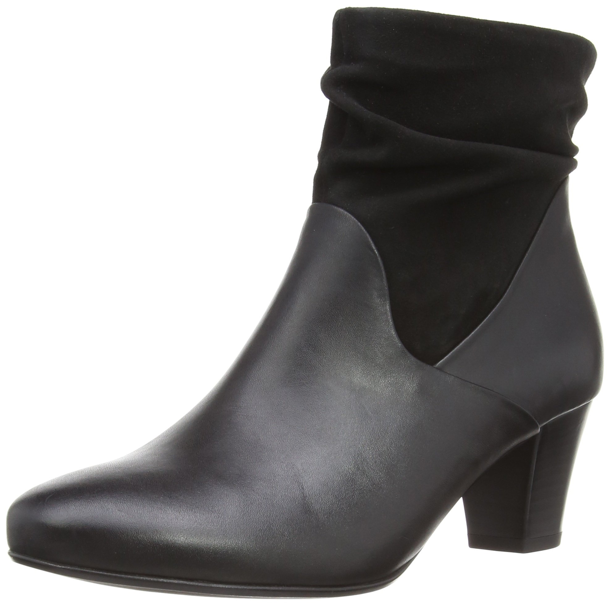 FemmeNoirblack Eu 5 Gabor Leather AffairBoots suede38 f76vgmIYby