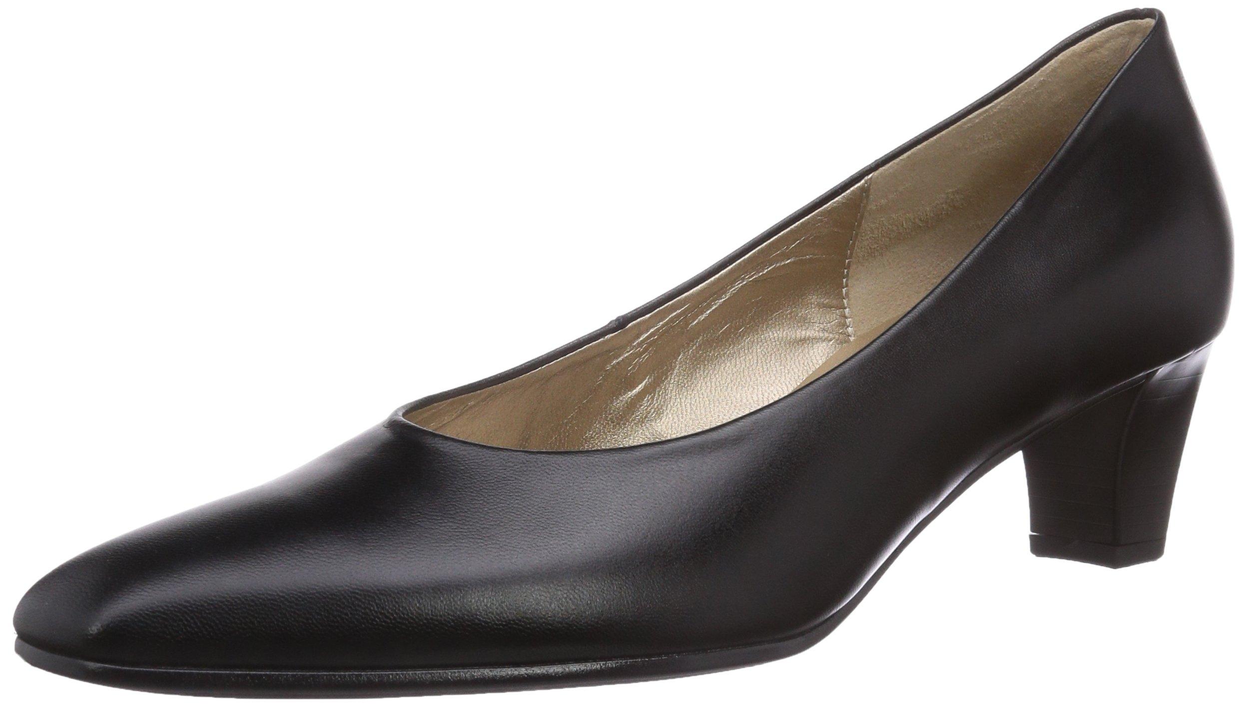 Gabor Uk Leather44 Shoes CompetitionEscarpins 5 FemmeNoirblack Eu9 yvmnO80Nw