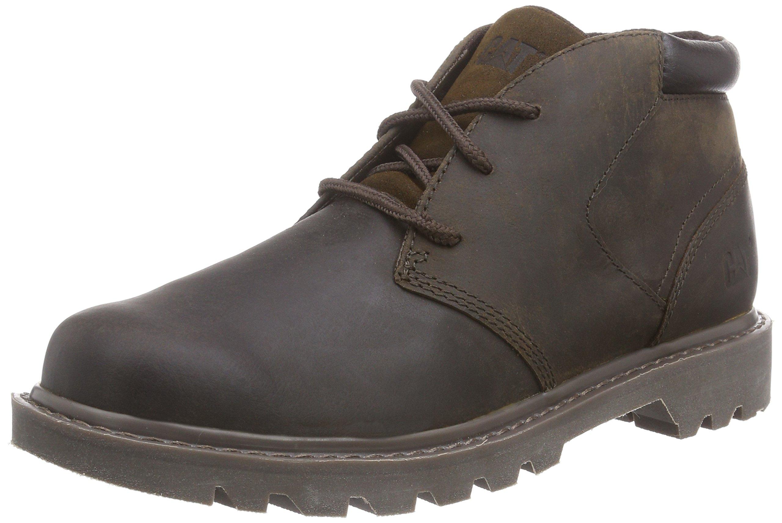StoutCheville HommeMarronbrown40 Cat Footwear Eu Chaussures Lacées n0kwOP8