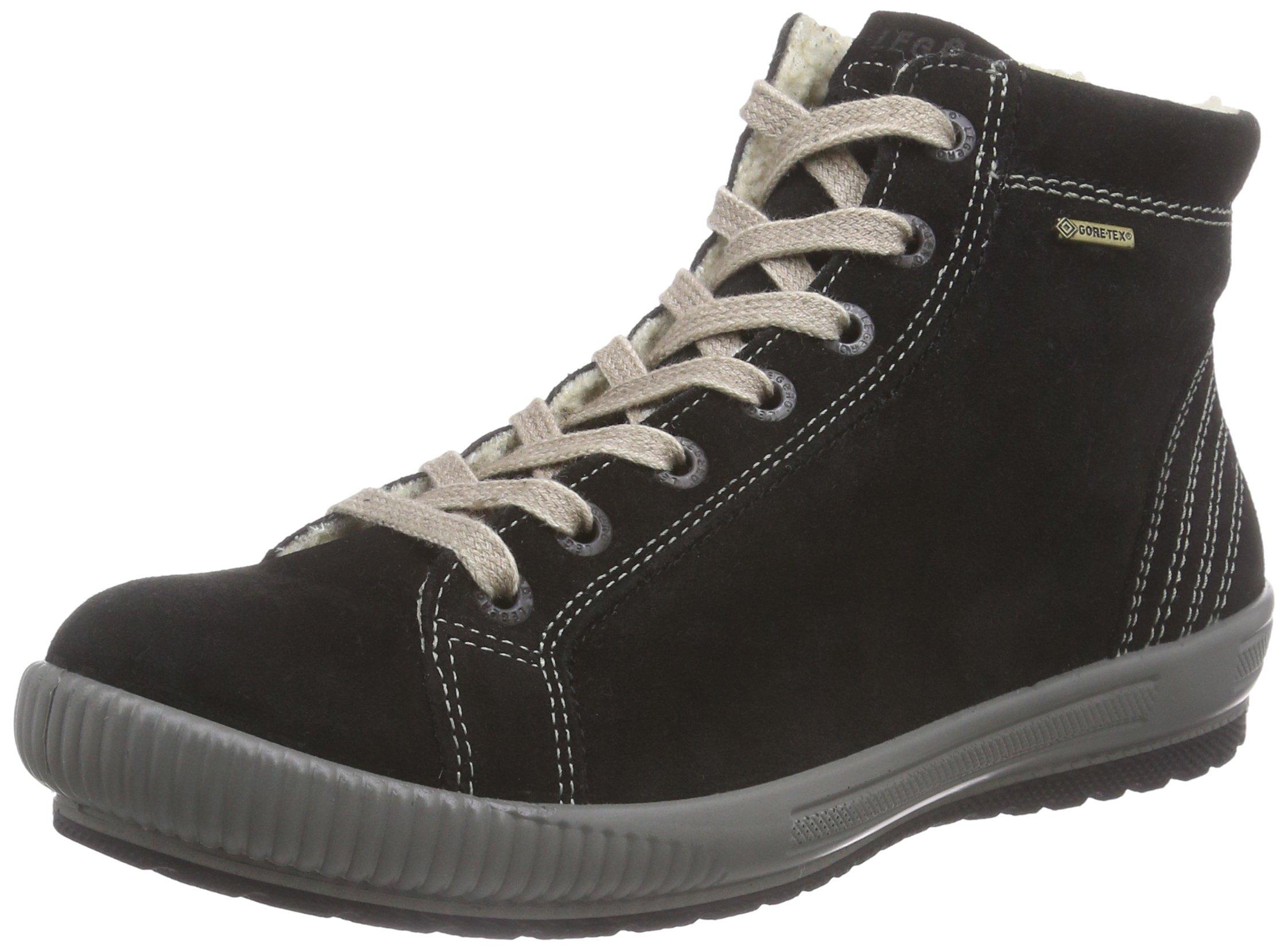 Legero Eu TanaroSneakers Hautes FemmeNoirschwarz 0038 OPZiuwkXT