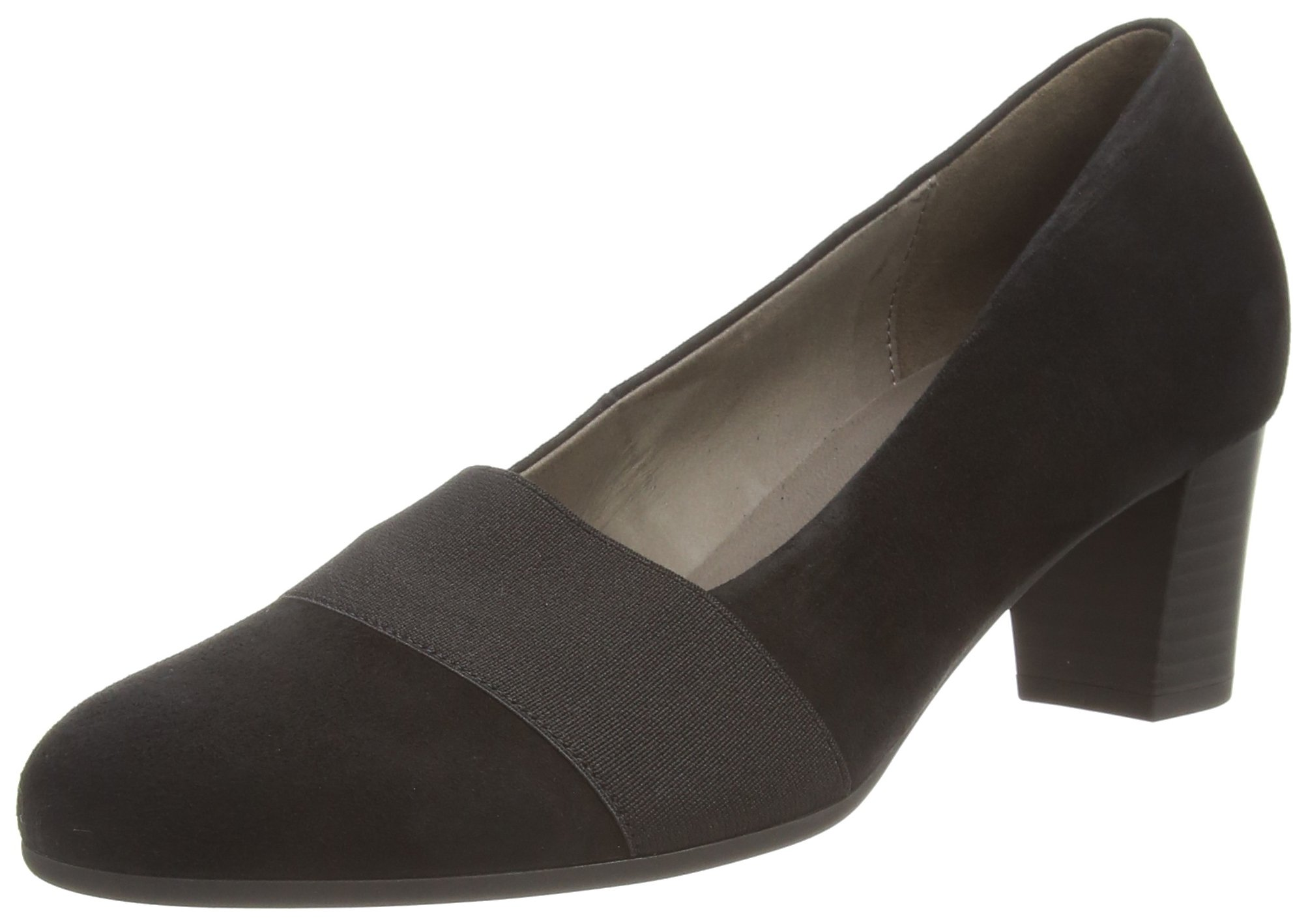 RespectEscarpins Shoes RespectEscarpins Shoes FemmeNoirschwarz Gabor 1740 Gabor sQBtdCxhr