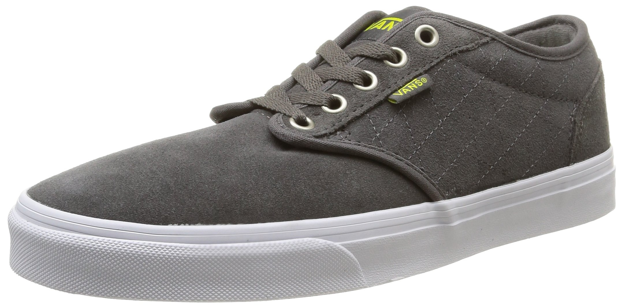 marshmallow41 Eu Basses pewter Vans Atwood M QuiltSneakers HommeGrisquilt Y7gbf6yv