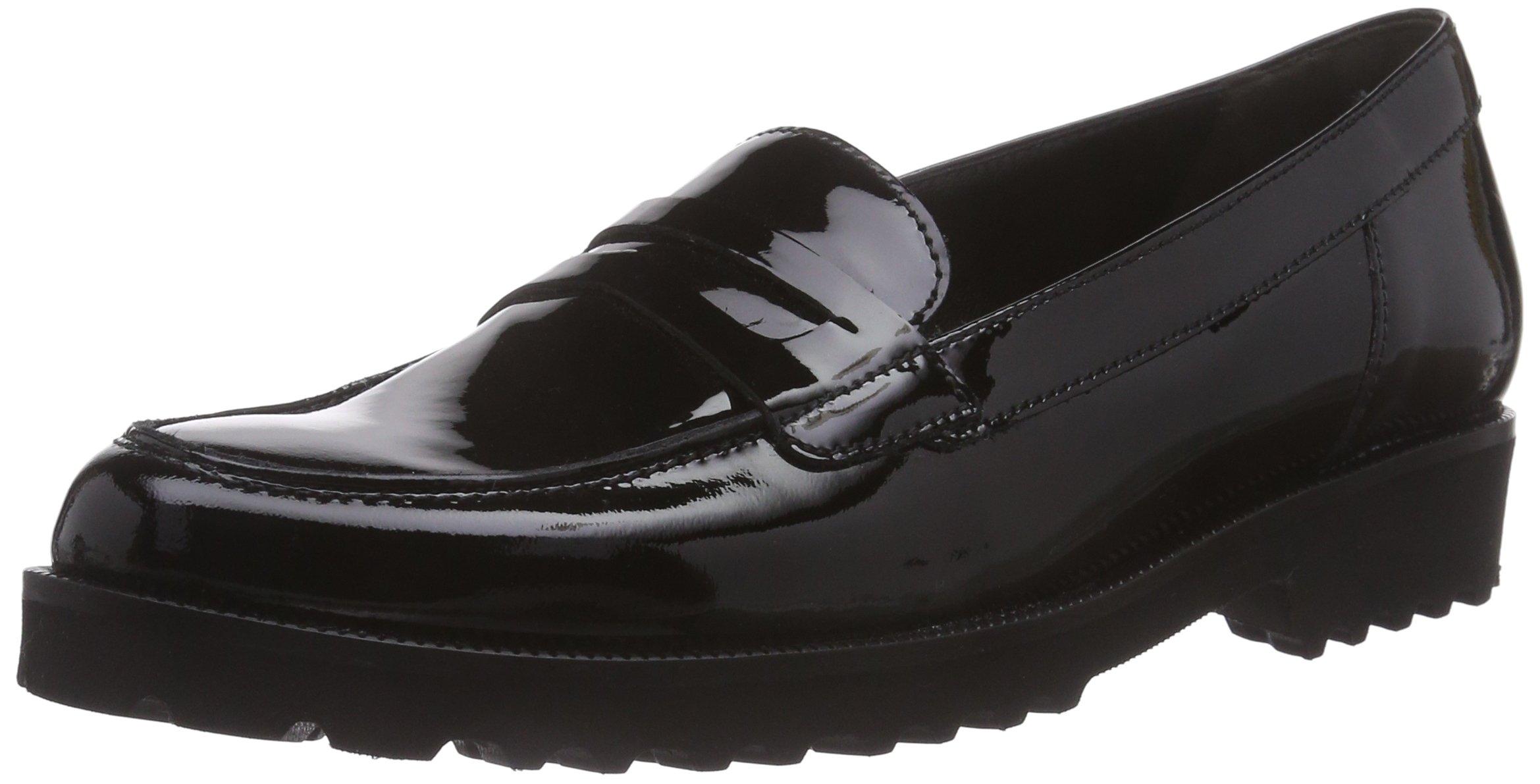 Mocassins 413 Gabor Fashion FemmeNoirschwarz Eu Shoes 31 9740 5 hotQrsdCxB