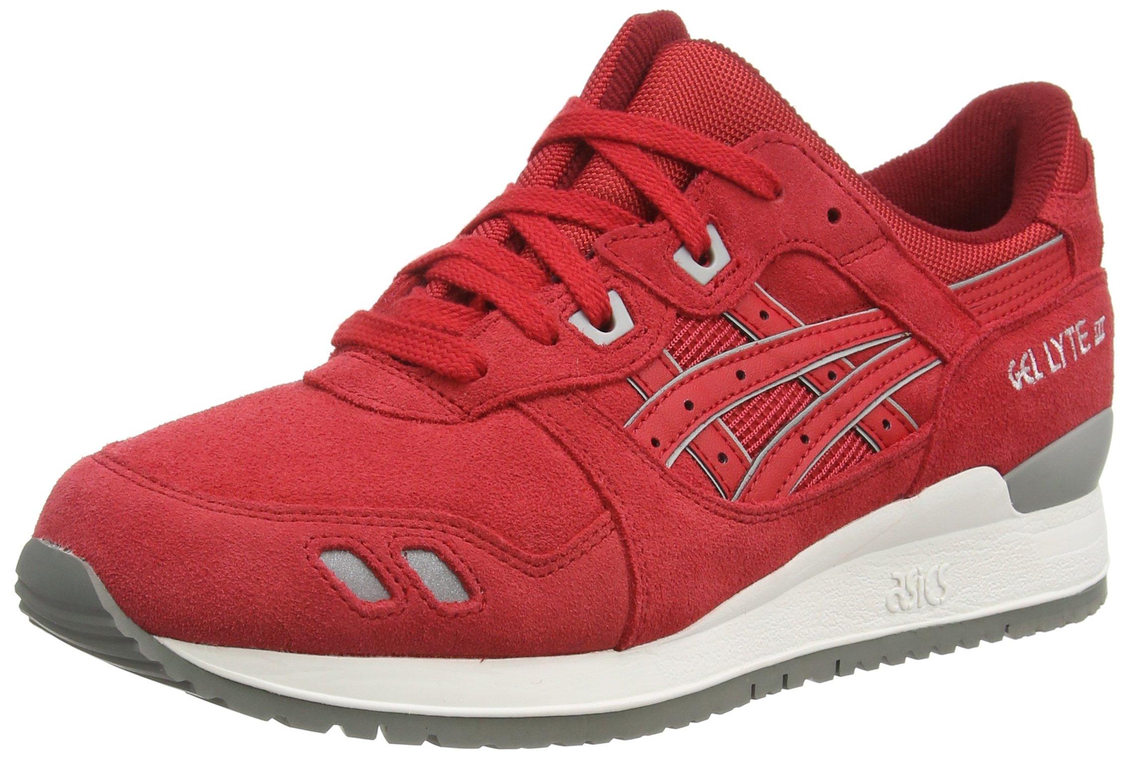 Gel Basses Sneakers Asics red Eu6 232339 lyte Adulte Rougered Uk IiiH534l Mixte N0vm8wn