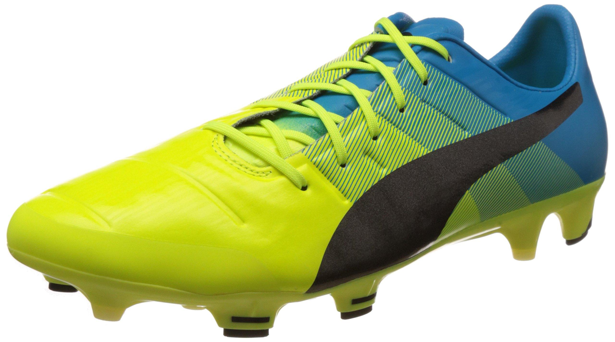 Homme Multicoloresafety black atomic Blue43 Evopower Eu9 De 3 Uk FgChaussures Yellow Puma 1 Football 354ARjL