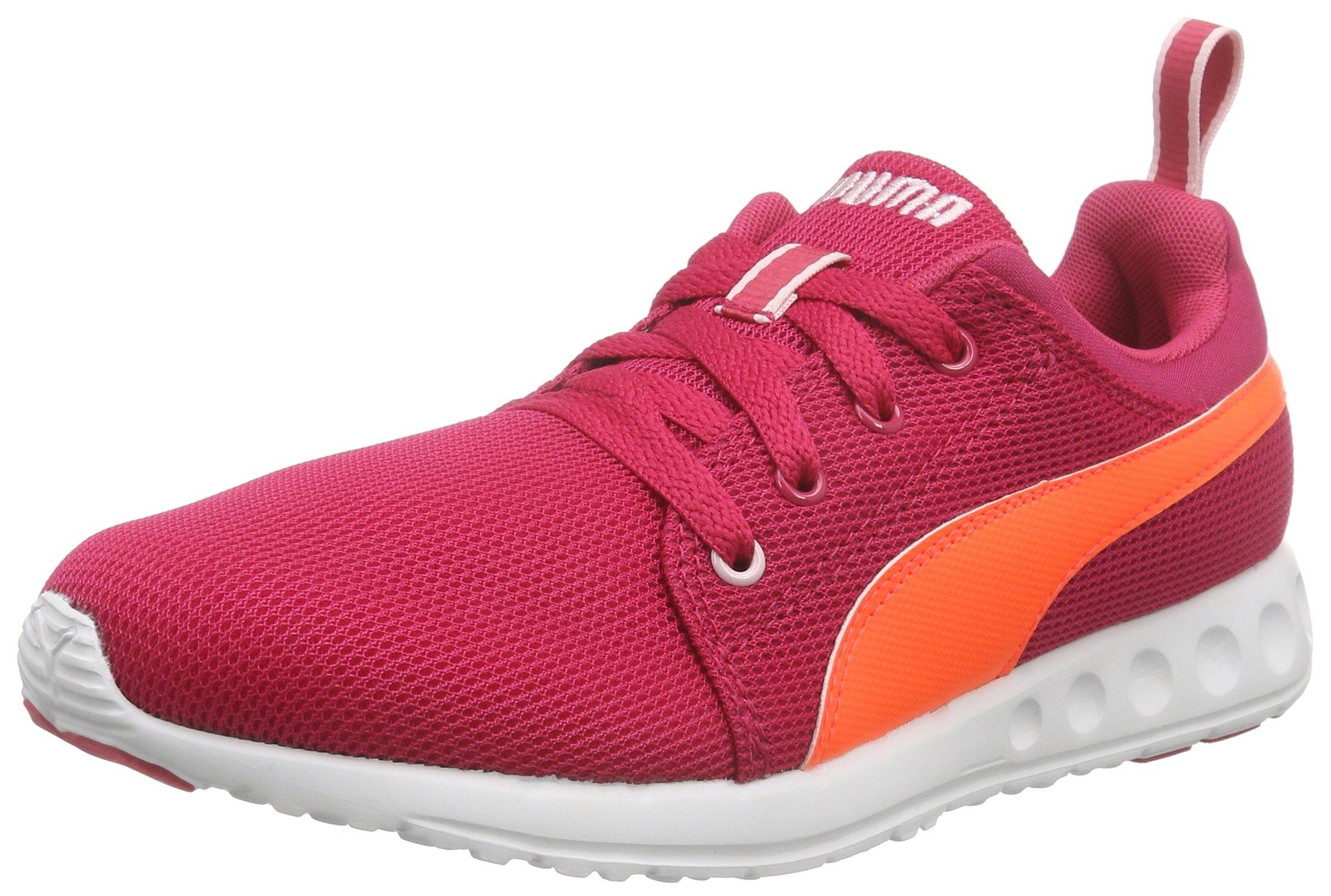 pink Red Peach Eu Puma Dogwood 1336 fluo Femmerose Wn'sChaussures De Course Carson Runner gy76Ybf