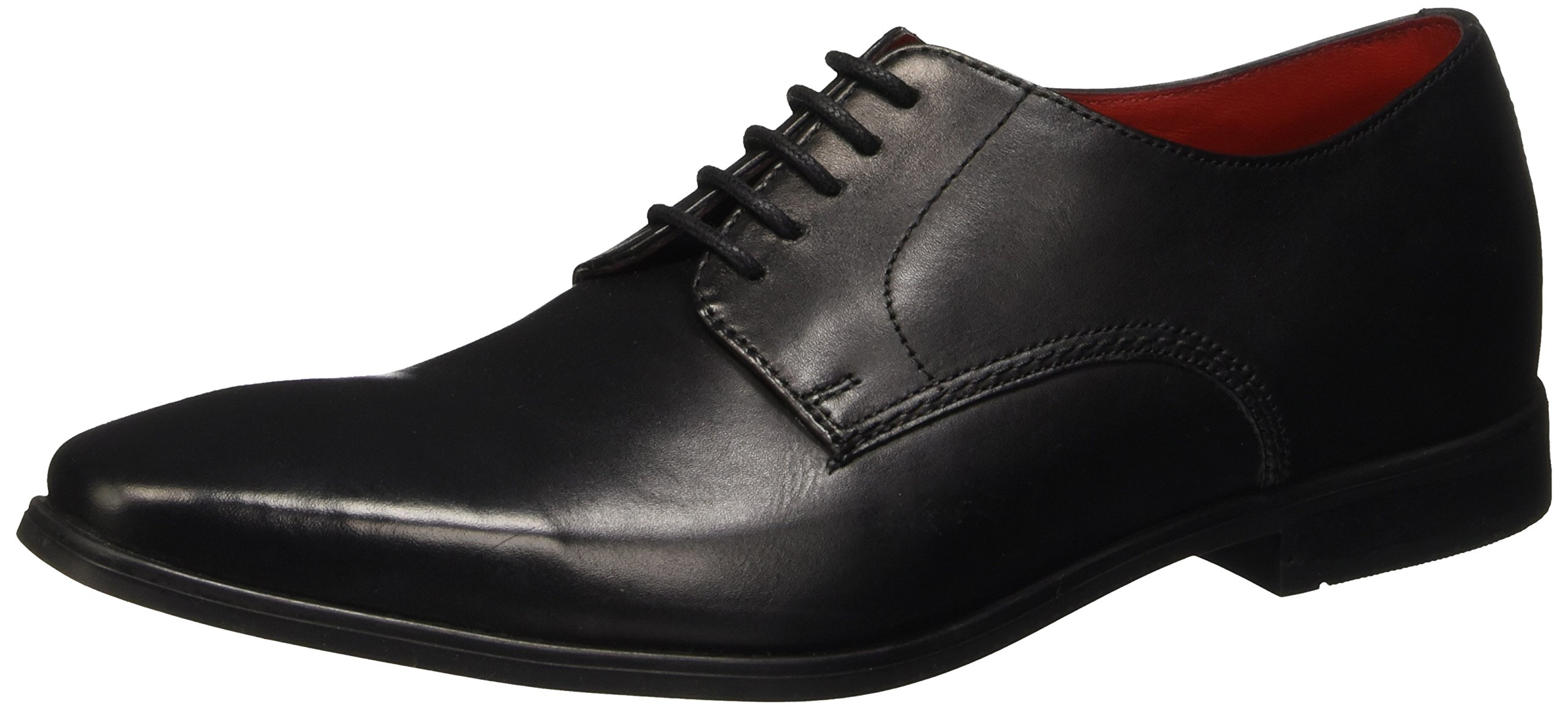 HommeNoirwaxy GeorgeChaussures London Black44 Base Lacées Eu Fl1TcKJ3