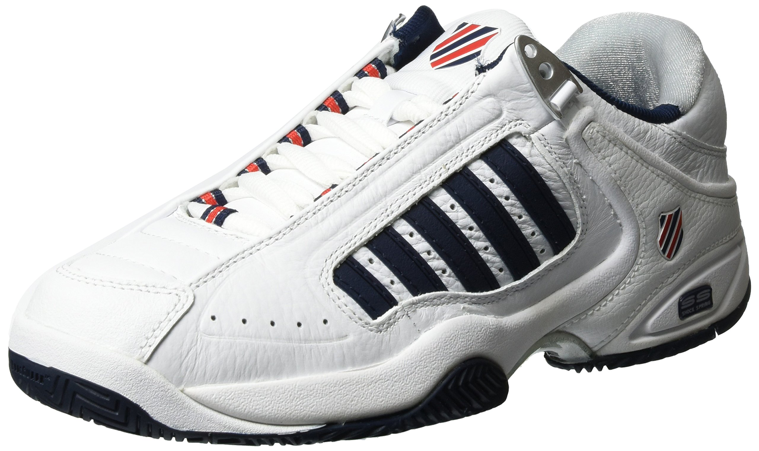 RsChaussures swiss dressblues De Defier Eu Performance K 5 Tennis fieryred39 Homme Blancwhite NOv8nwm0