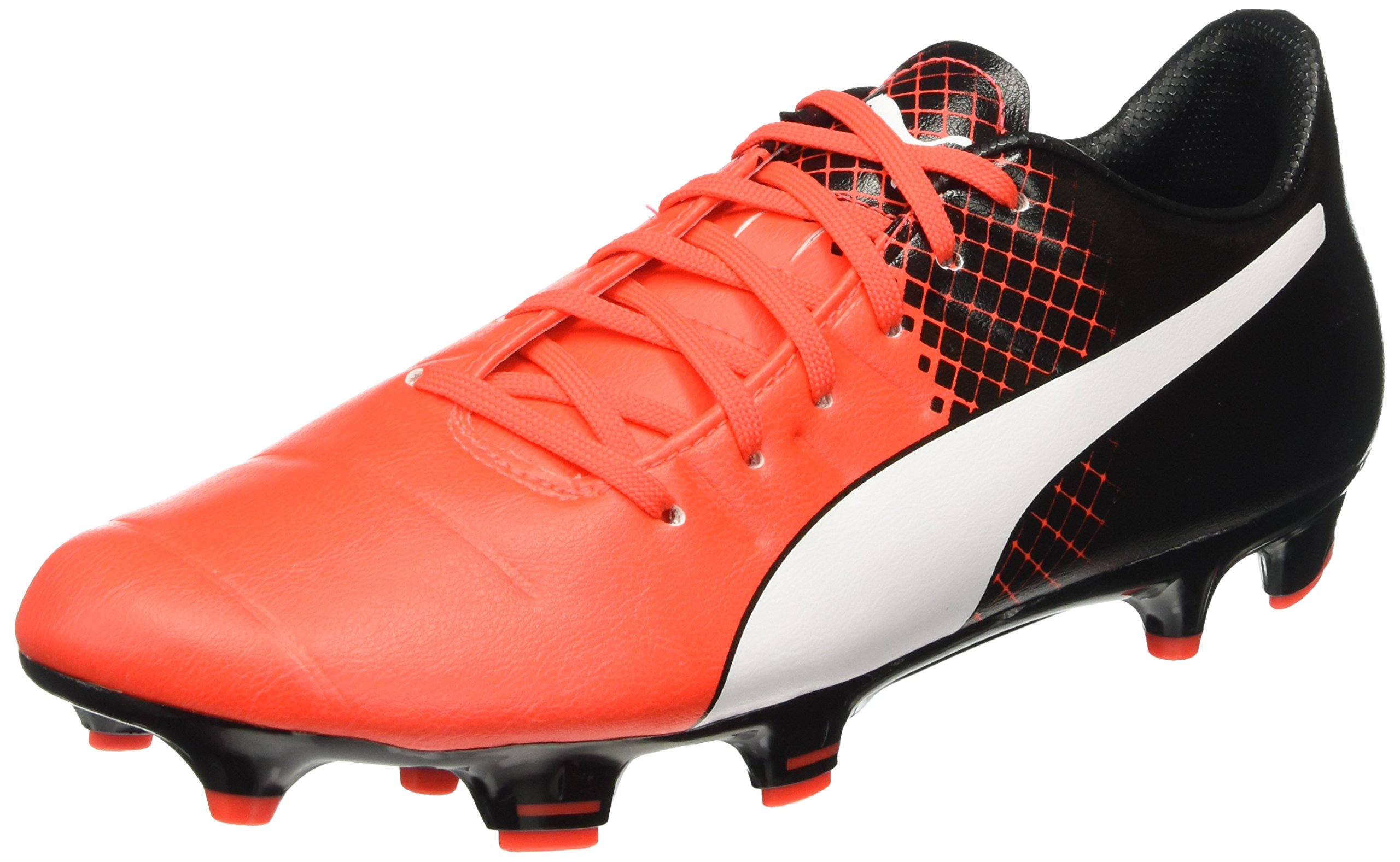 wht Rougered Puma FgChaussures blk43 3 3 De Homme Evopower Eu9 Tricks Football Uk ARL3jcq54