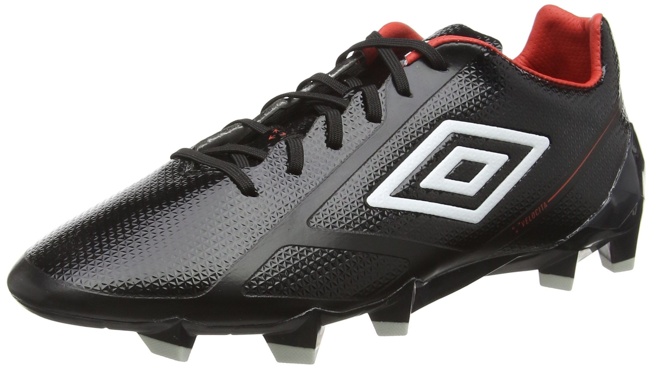 Eu Umbro HommeNoirecl 5 2 Velocita Pro De grenadine47 black white HgChaussures Football NnmwOPv80y