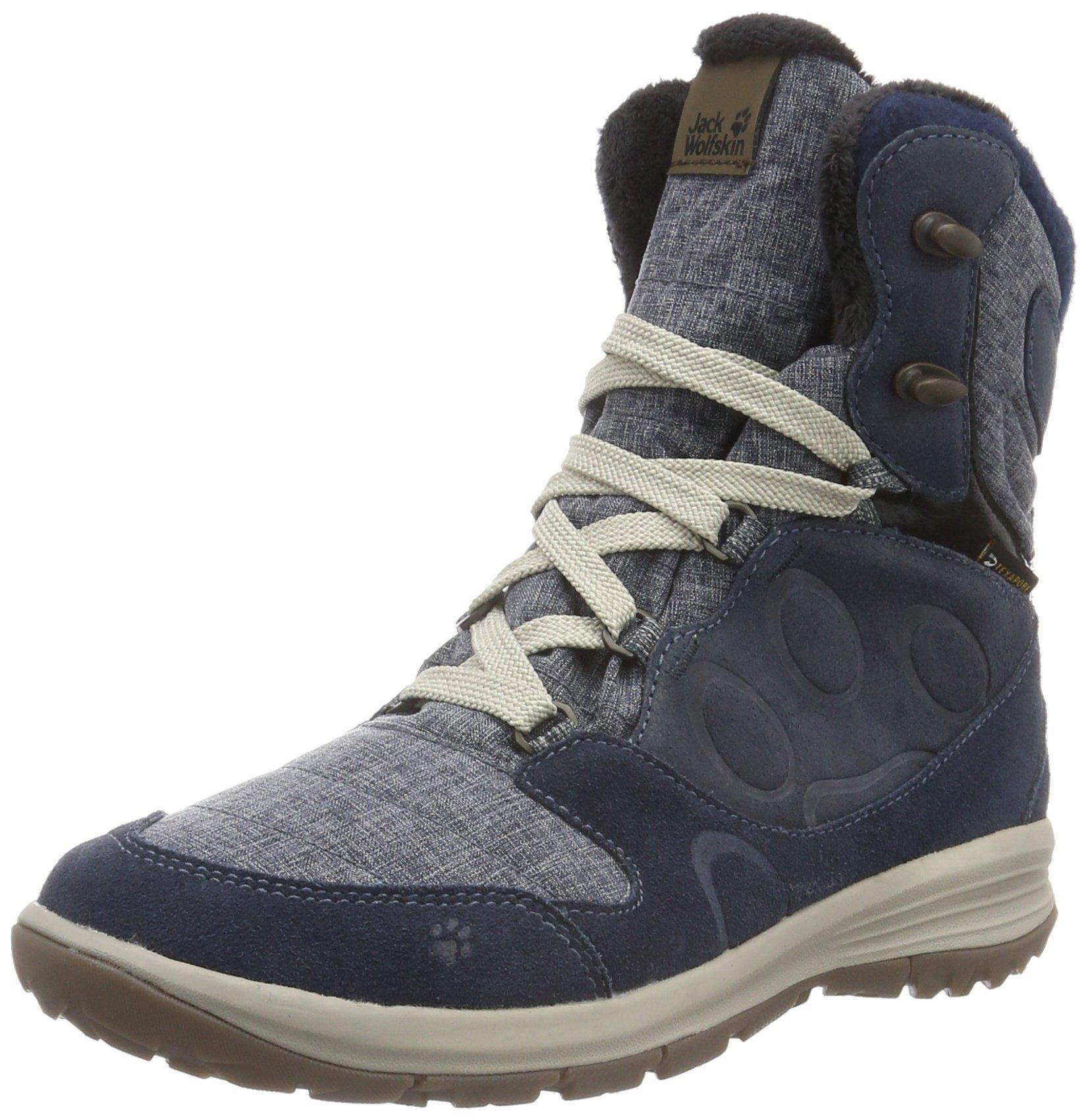 Blue 5 101039 High Vancouver Jack FemmeBleunight Eu W Randonnée Texapore Chaussures Wolfskin De Hautes UVSzqMp