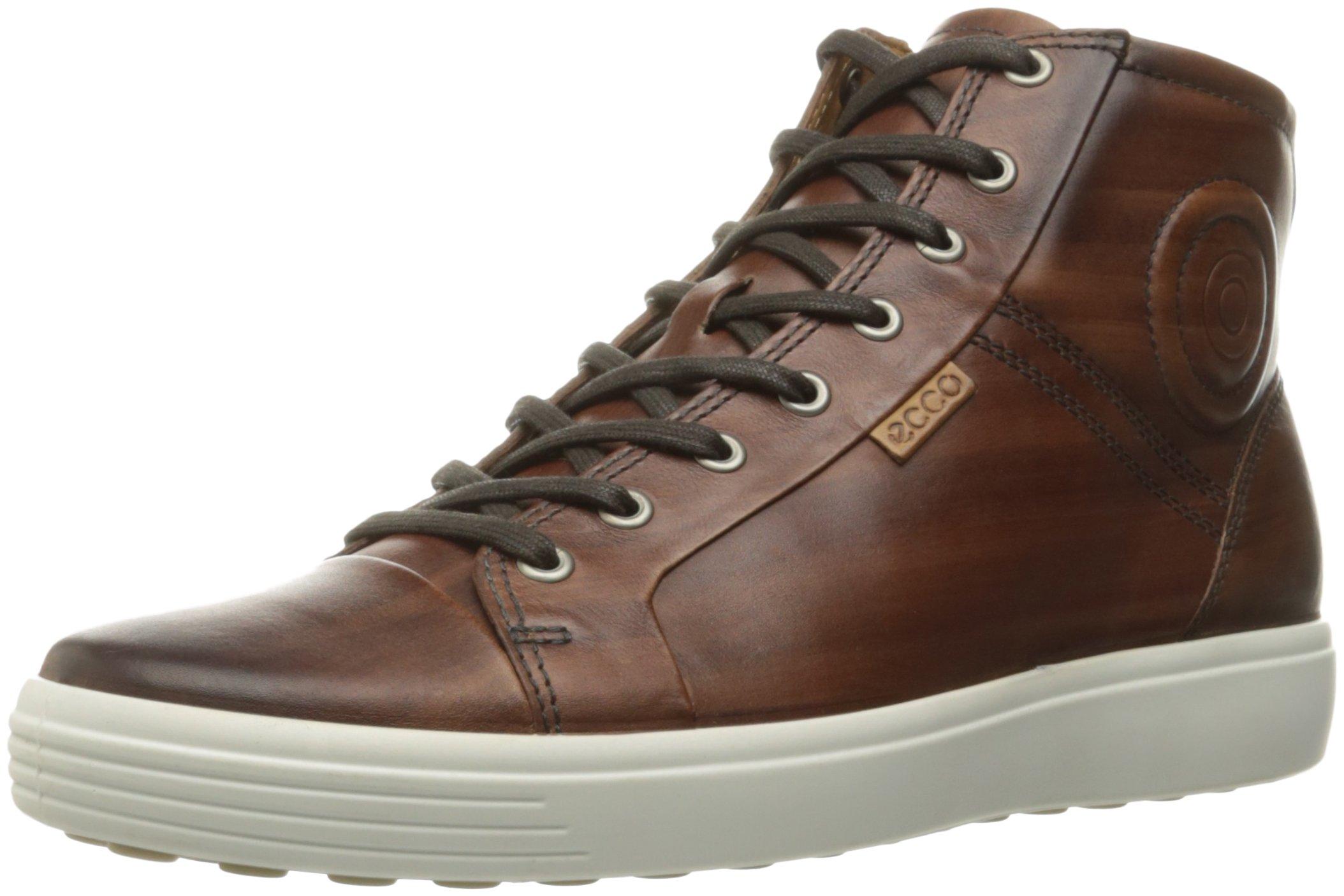 Ecco Hautes HommeMarron1283whisky46 Eu 7Sneakers Soft WdQCBexro