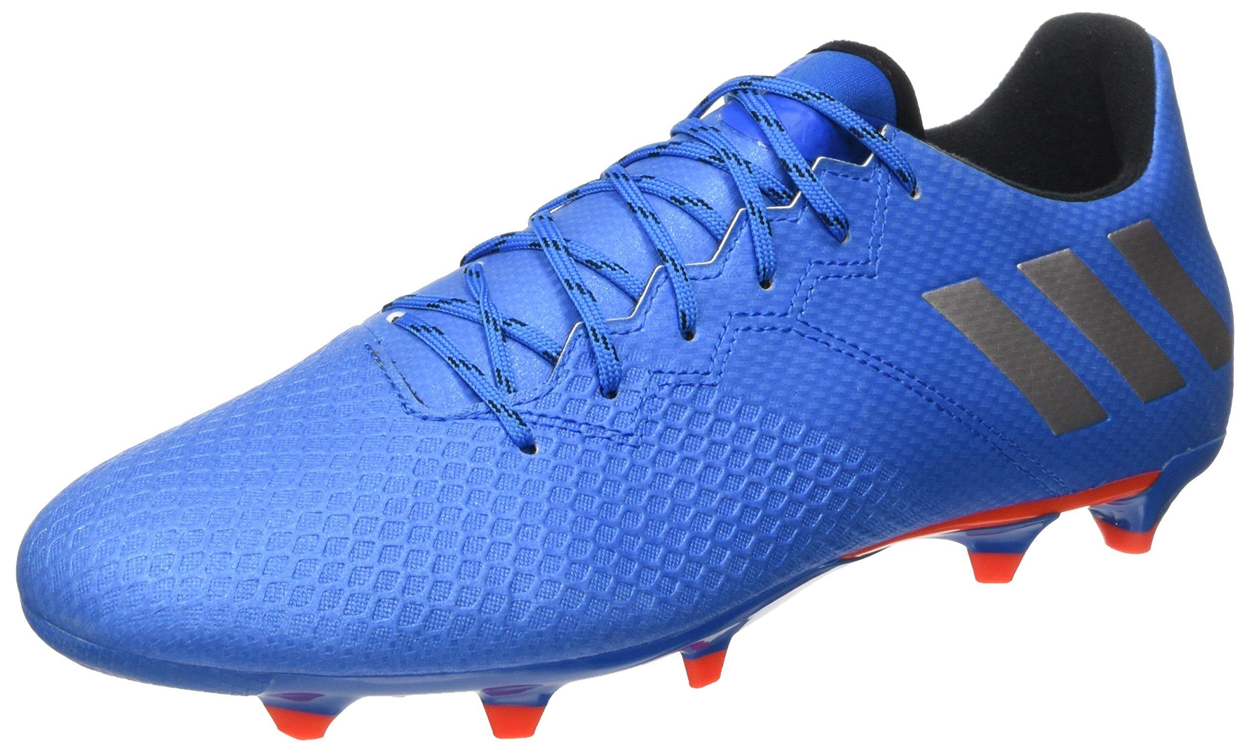 Silver Adidas core HommeBleushock 3 Black46 16 FgChaussures De Eu Messi Blue Football matte OiPuXkZ