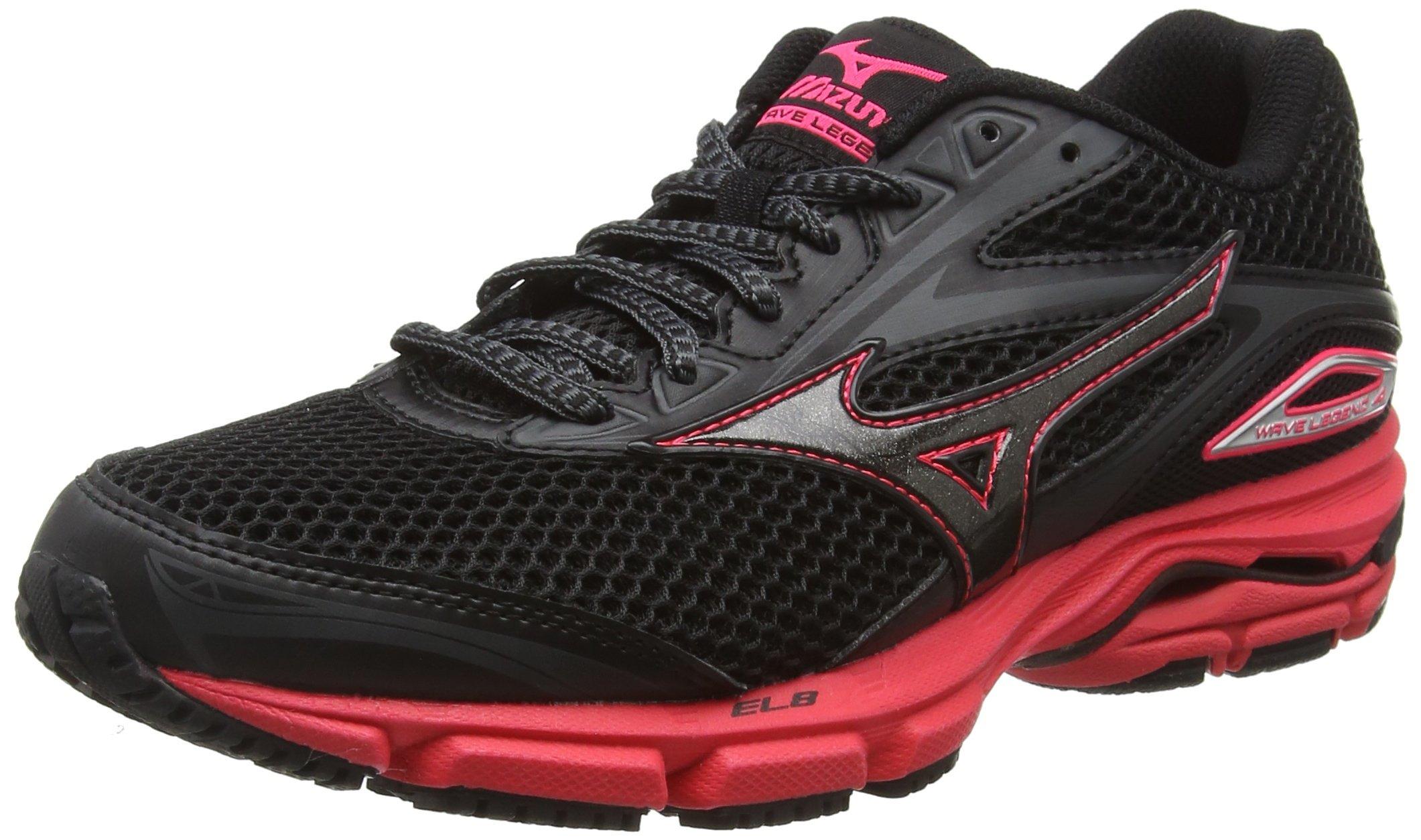 Legend Black Wave Pink42 De FemmeNoir 4Chaussures Compétition diva Mizuno Eu Running QCoxBeWErd