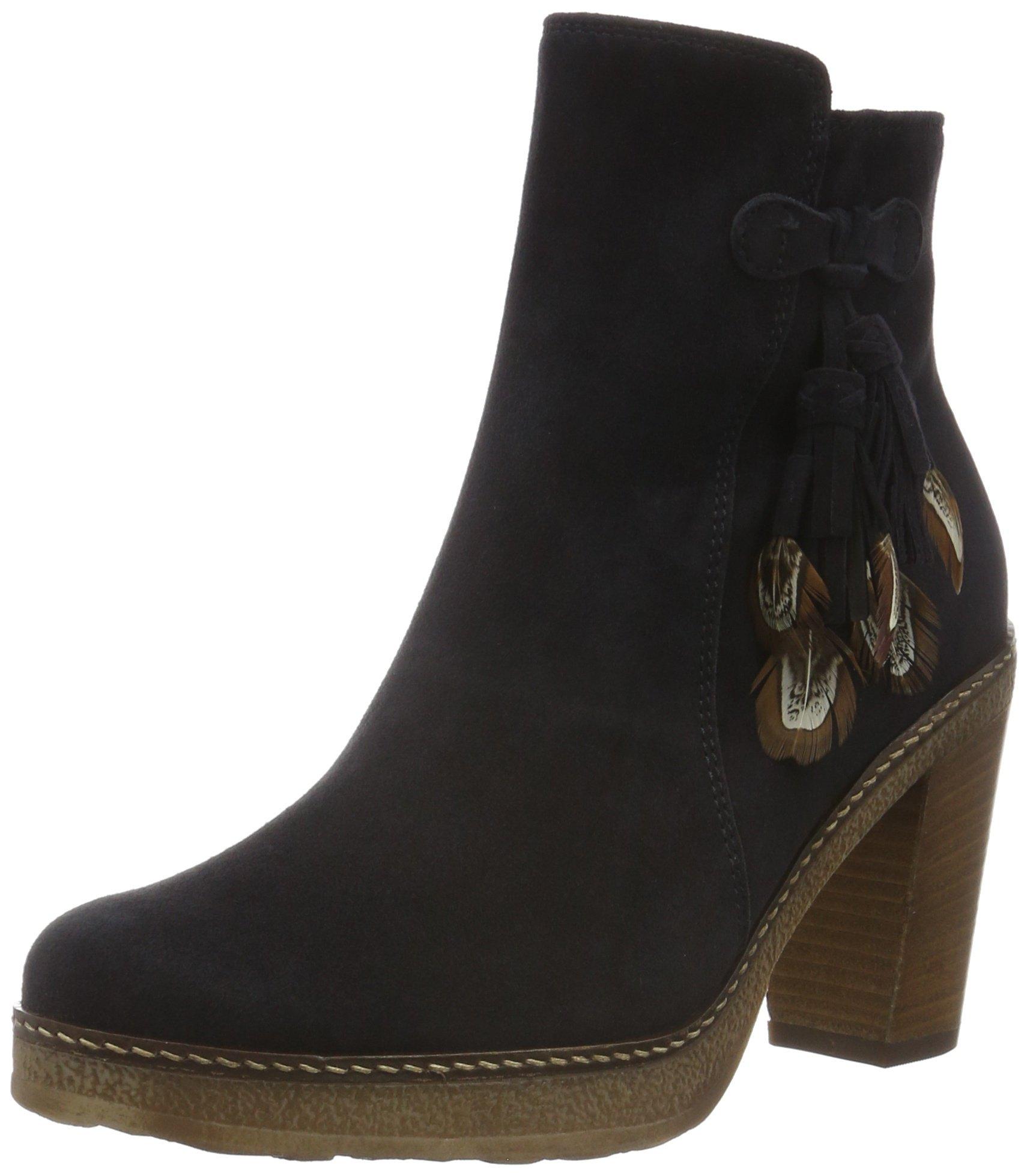 Santiags Eu Shoes FemmeBleu40 720 55 Gabor 0XOPwnk8