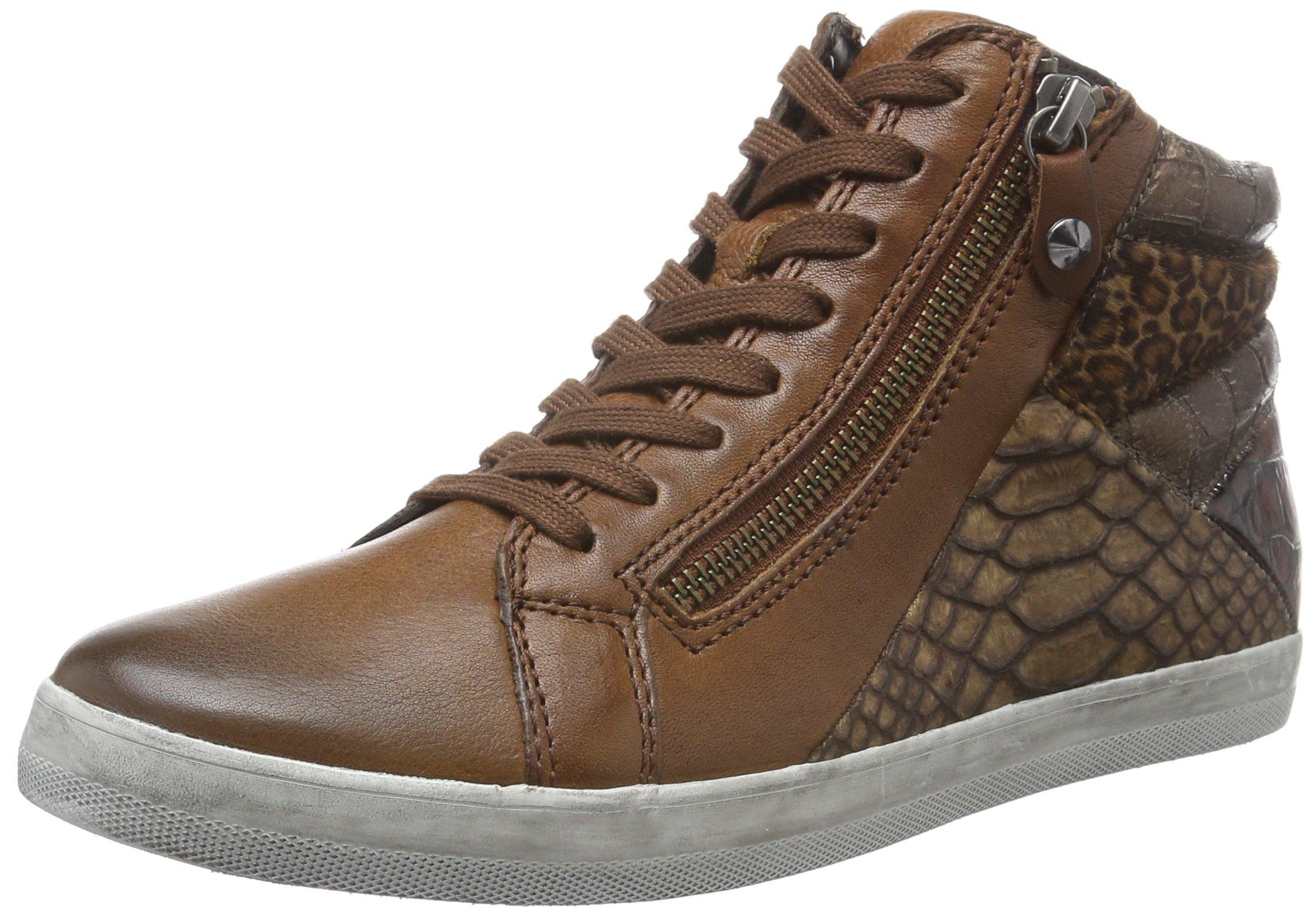 Gabor Eu 5 FemmeMarron40 426 Sneakers Shoes 56 Hautes odCxBe