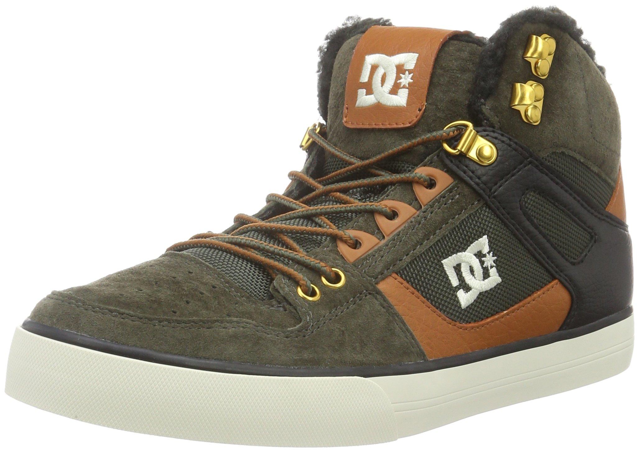 WntBaskets Basses Eu Dc HommeVertmilitary Shoes Spartan Wc mil42 dorCxBe