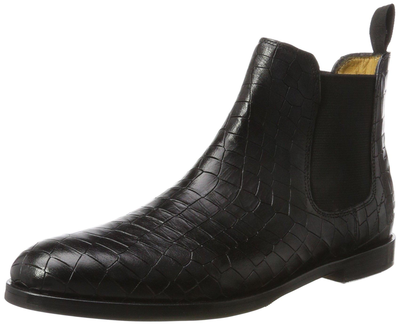 BlackElaBlkHrs36 Boots Eu aChelsea Hamilton Susan 10 FemmeNoir Crock Melvinamp; 1l5uTF3JKc