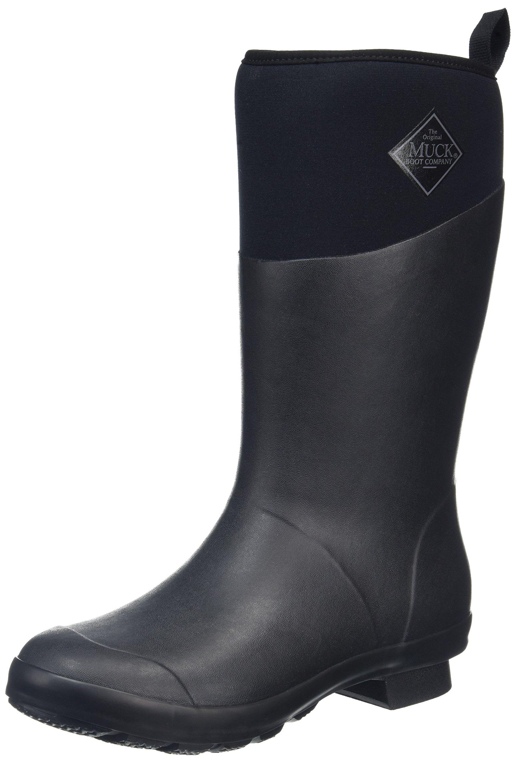 FemmeNoirnoir36 Matte MidBottes Muck Tremont De Boots Wellie Eu3 Uk Pluie n0wPOk