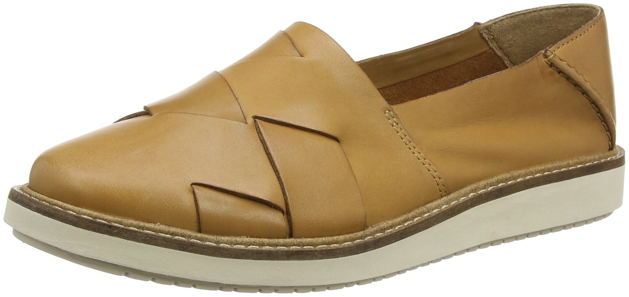 Tan37 Glick Clarks FemmeMarronlight HarvestBallerines Eu N0OPXk8wn
