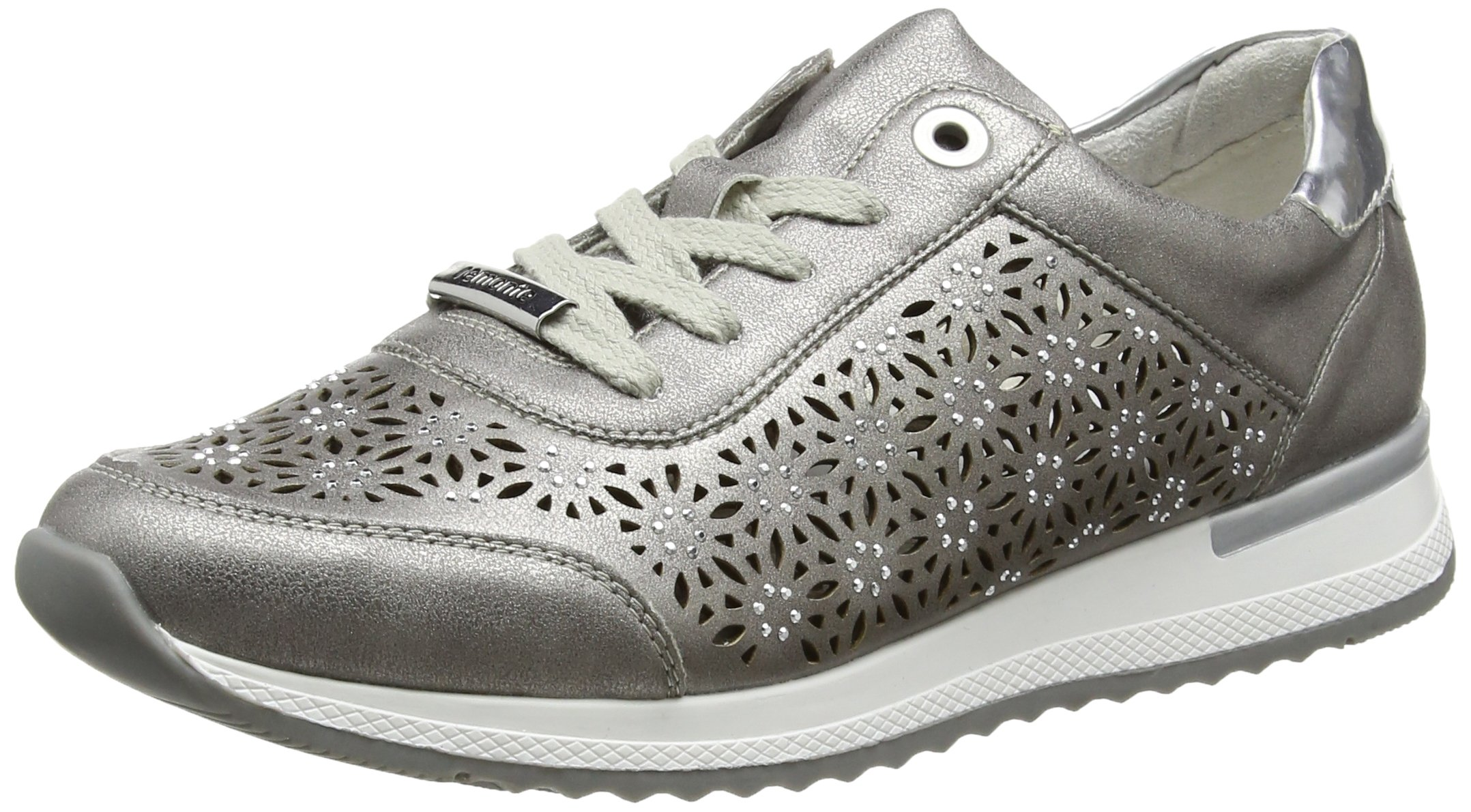 argento9045 R7004Sneakers Basses Eu FemmeGrisaltsilber Remonte 1cFKuJ3Tl