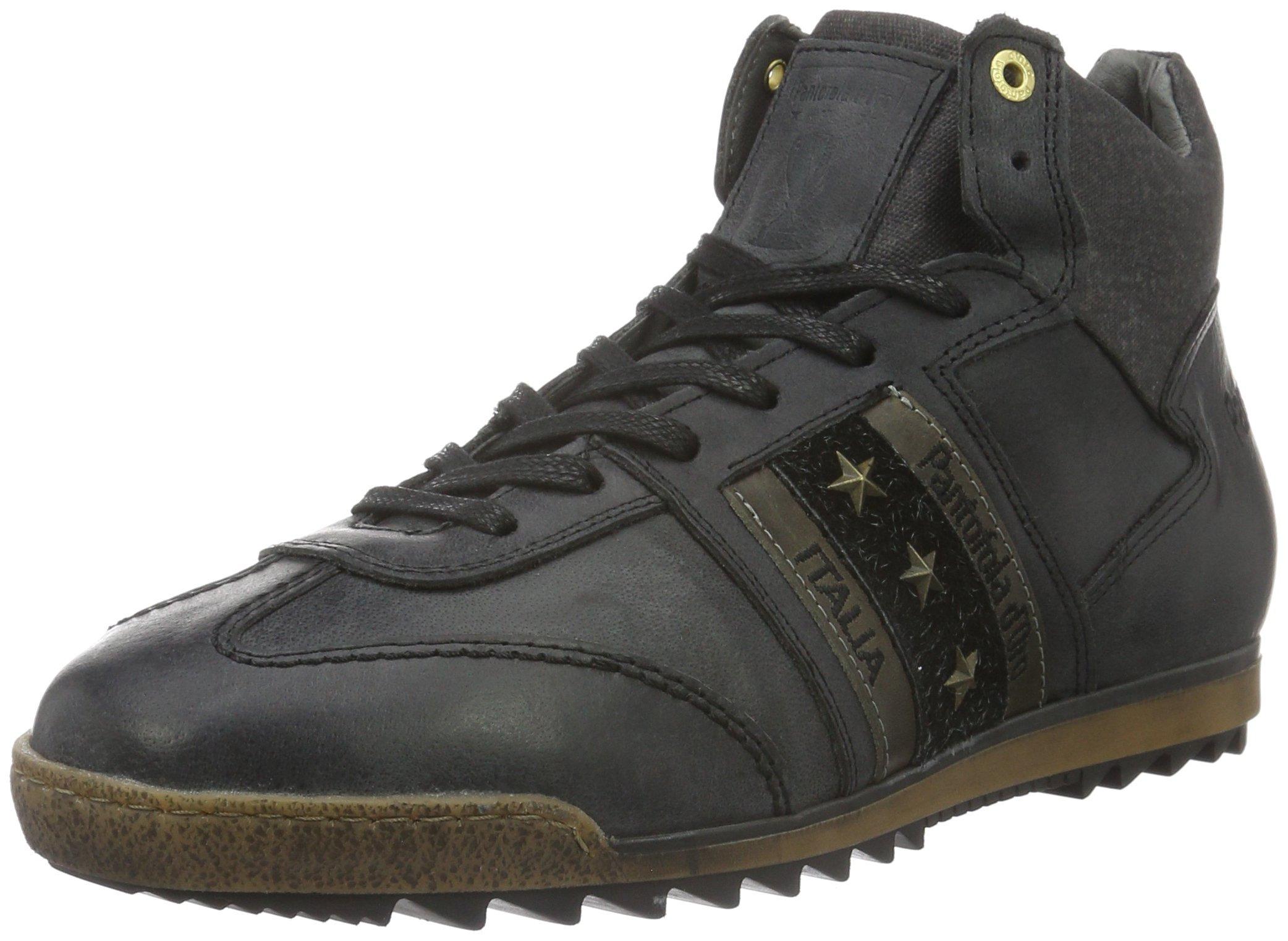 Imola HommeNoir Uomo Pantofola Vecchio D'oro Adesione MidSneakers Basses Schwarz25y45 bf6gy7vY