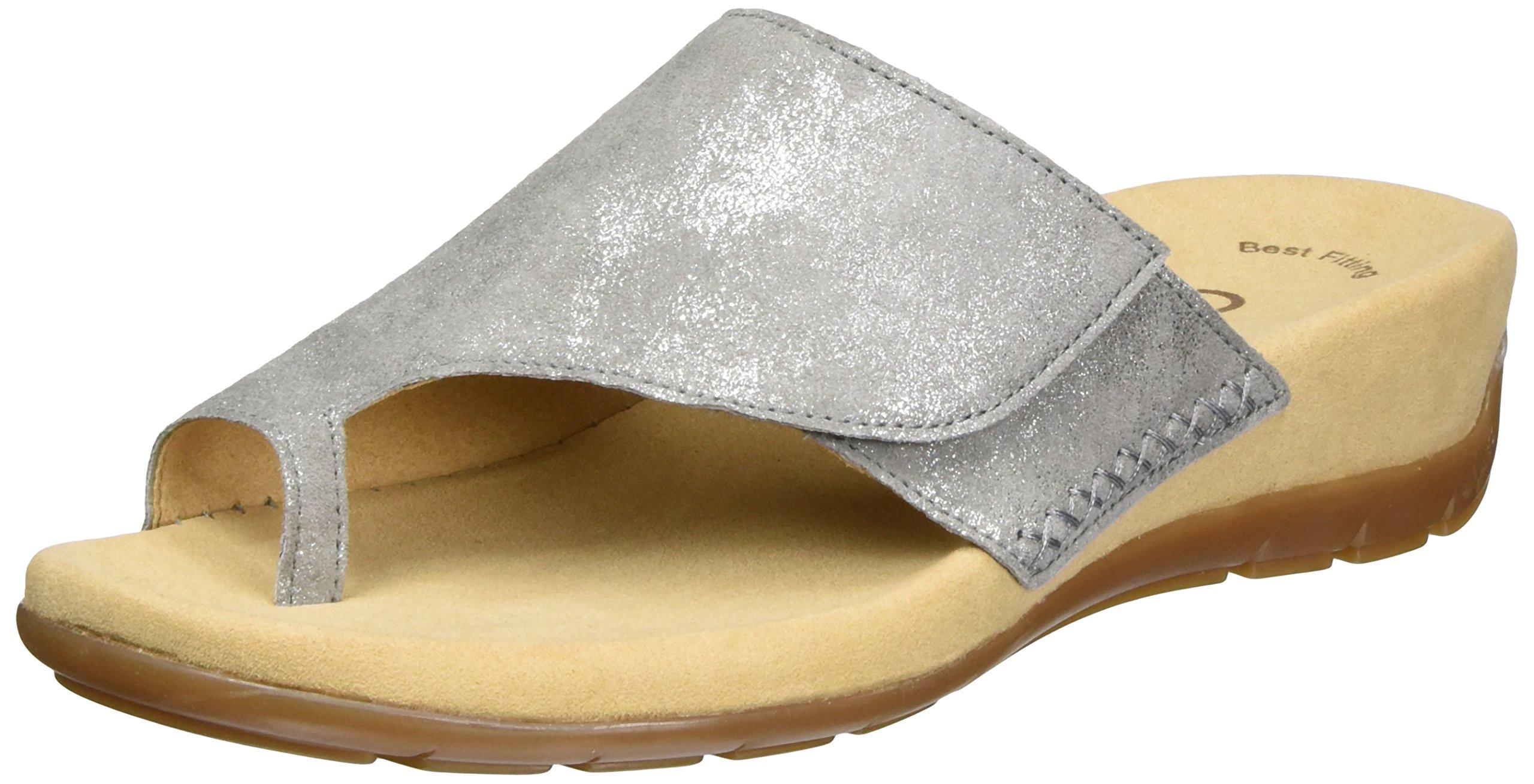 Eu Gabor FemmeGrisgrau Shoes FashionMules 6942 lK1cJF