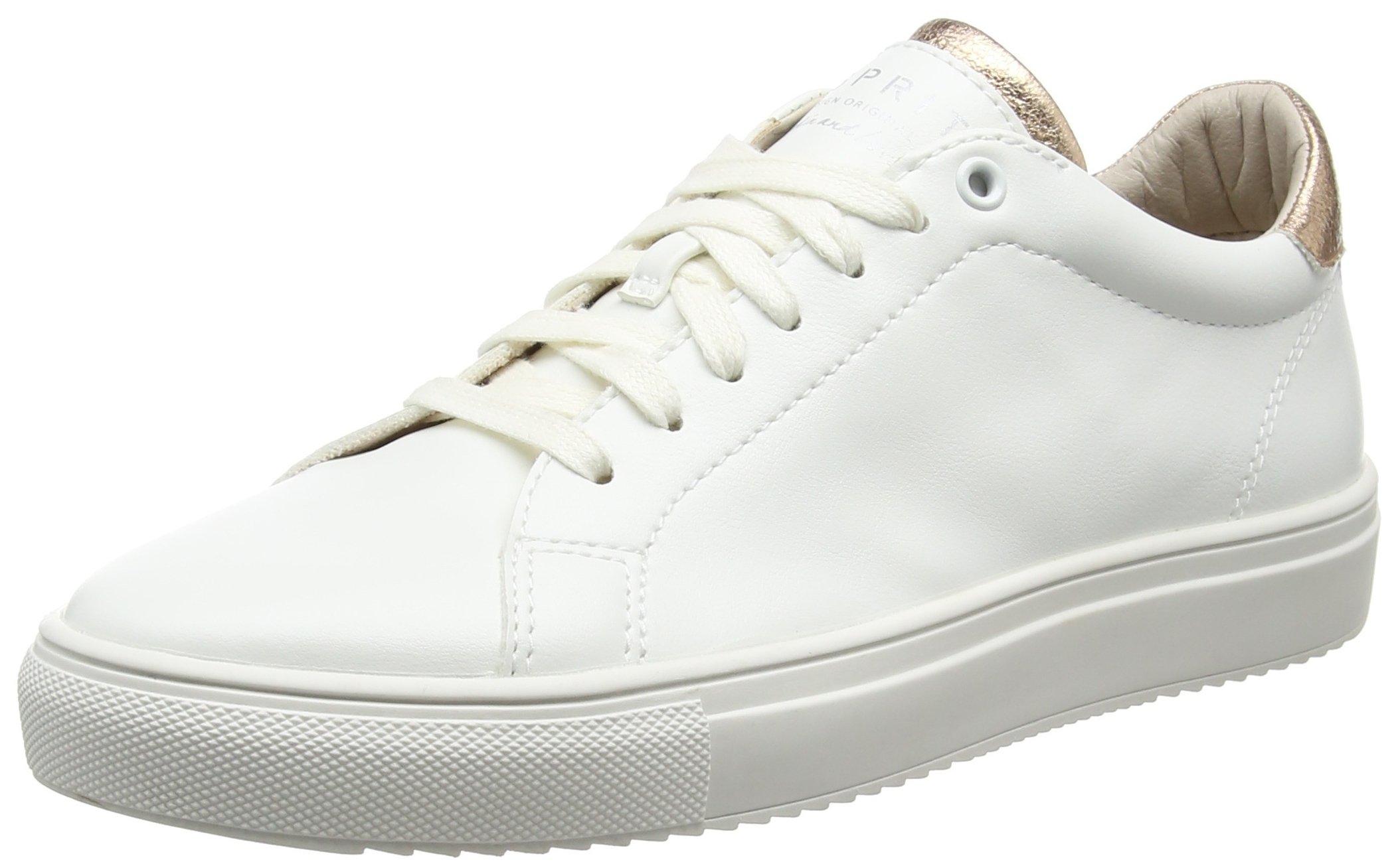 SandrineSneakers 10040 Esprit FemmeBlancwhite Eu Basses 3AjqS4LcR5