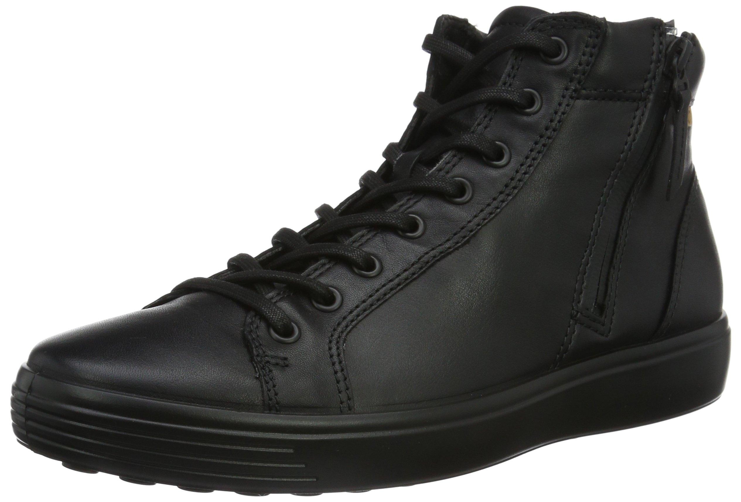 lion43 Ecco Hautes Soft 7Sneakers Eu HommeNoir59075black v0ywm8nPNO
