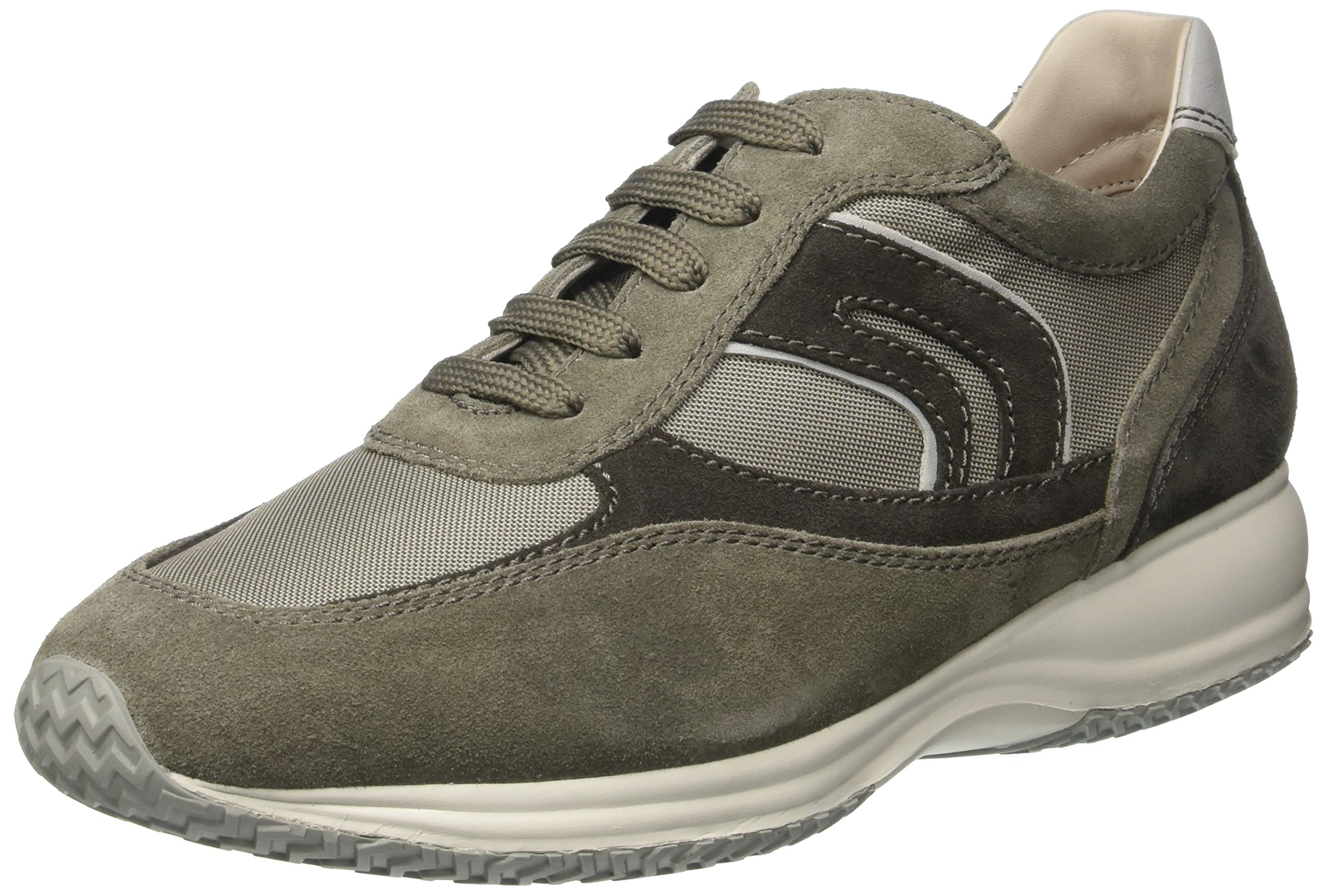 Geox Art greyc938041 Happy pSneakers U Basses HommeGrisanthracite Eu HED29I