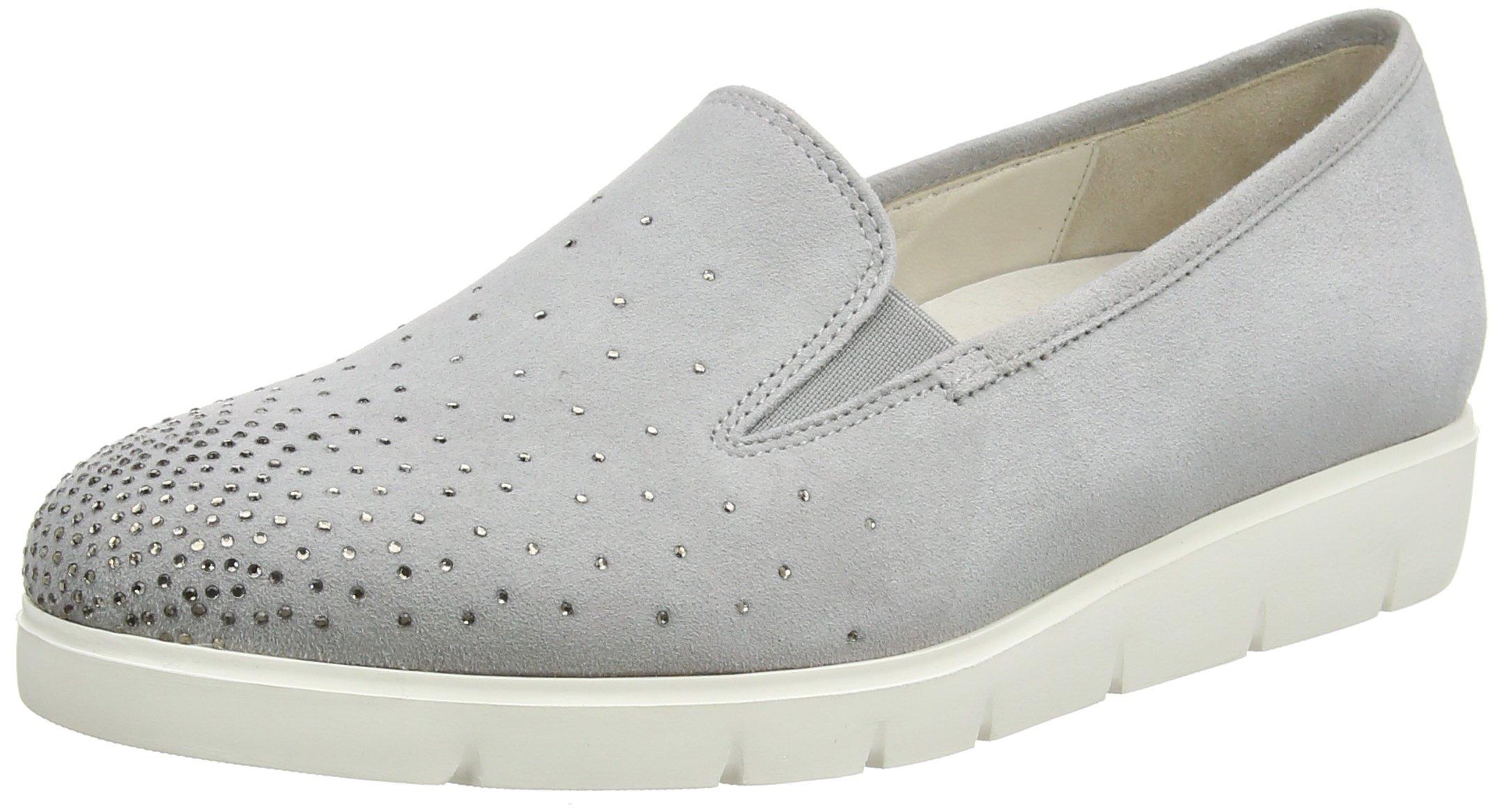 Greystrass40 5 Eu Gabor ComfortBallerines FemmeGrislight Shoes OPkZiwTuX