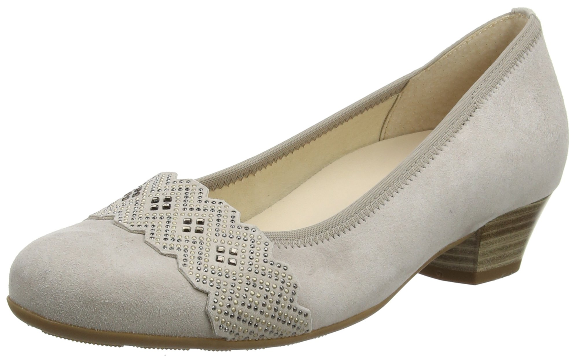 Gabor 4440 ShoesComfort Escarpins Femme Grispuder 5 Eu thQrdsCx
