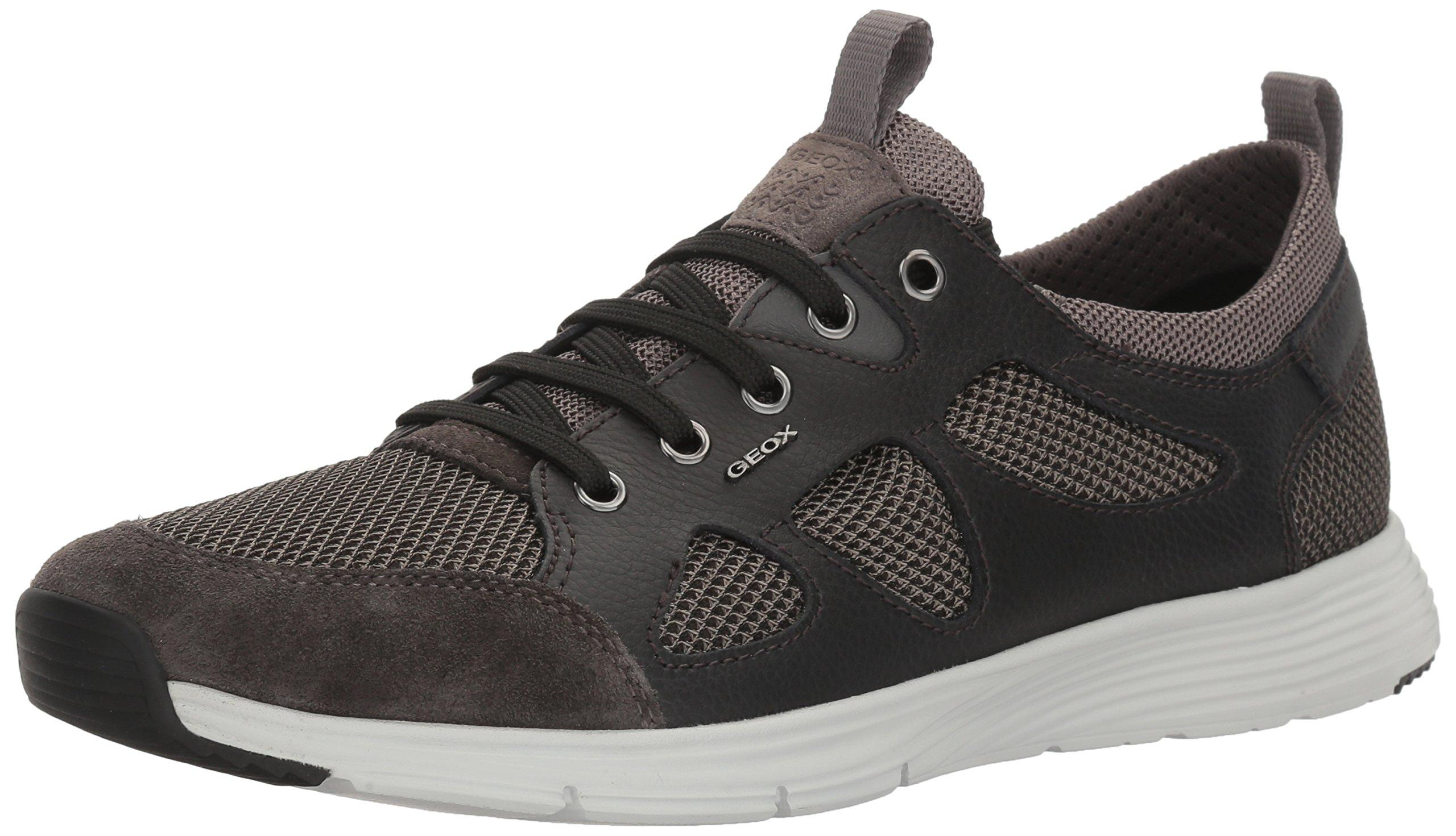BSneakers Basses Snapish HommeNoiranthracite blackc921140 Geox U Eu dCoWrexB