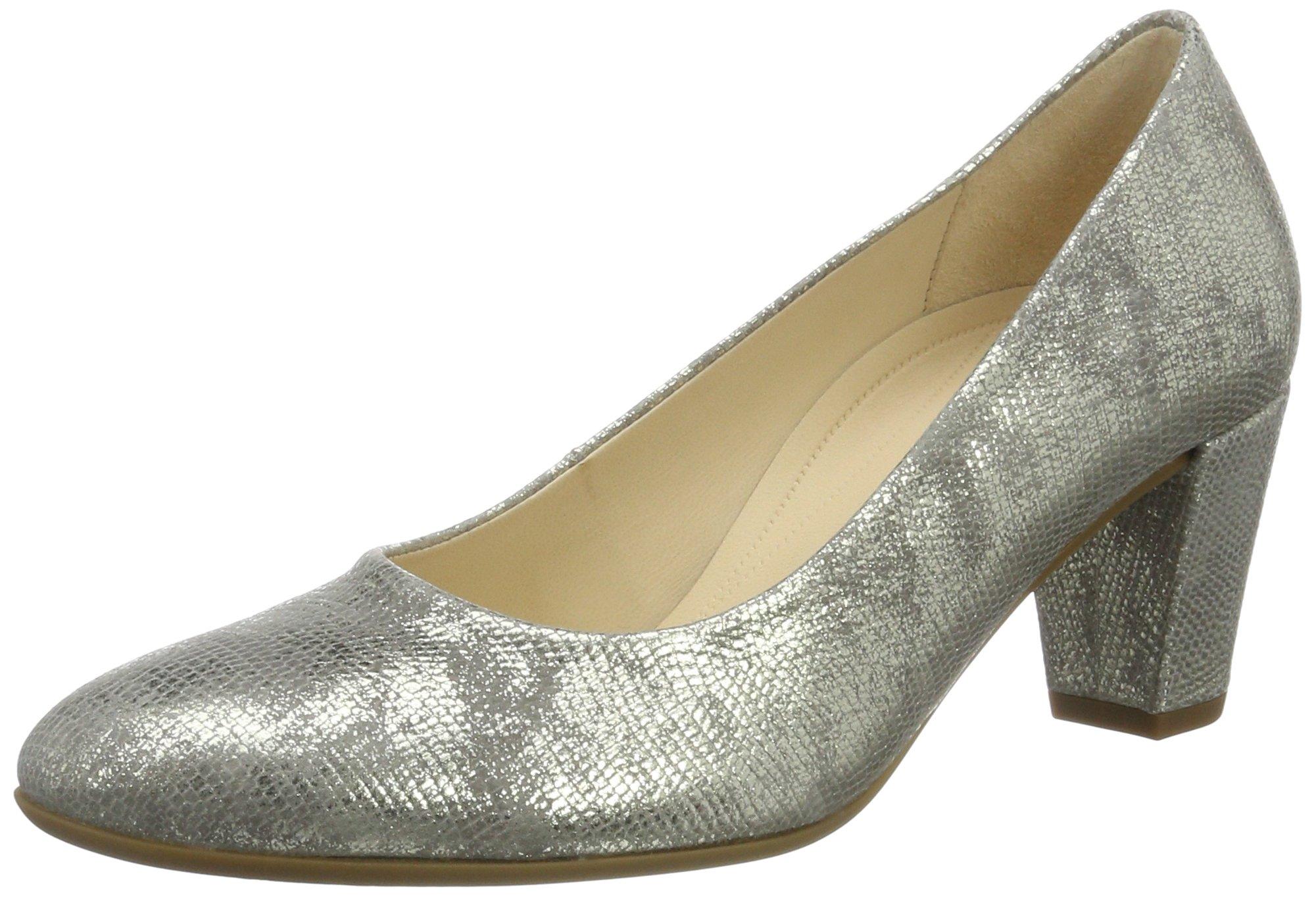 ComfortEscarpins Gabor 3038 Eu FemmeGrisargento Shoes 9IDHWEY2