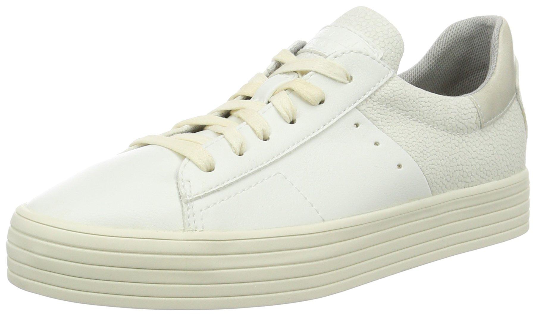 Esprit FemmeBlanc100 White39 Basses SitaSneakers Eu ChsQrdxt