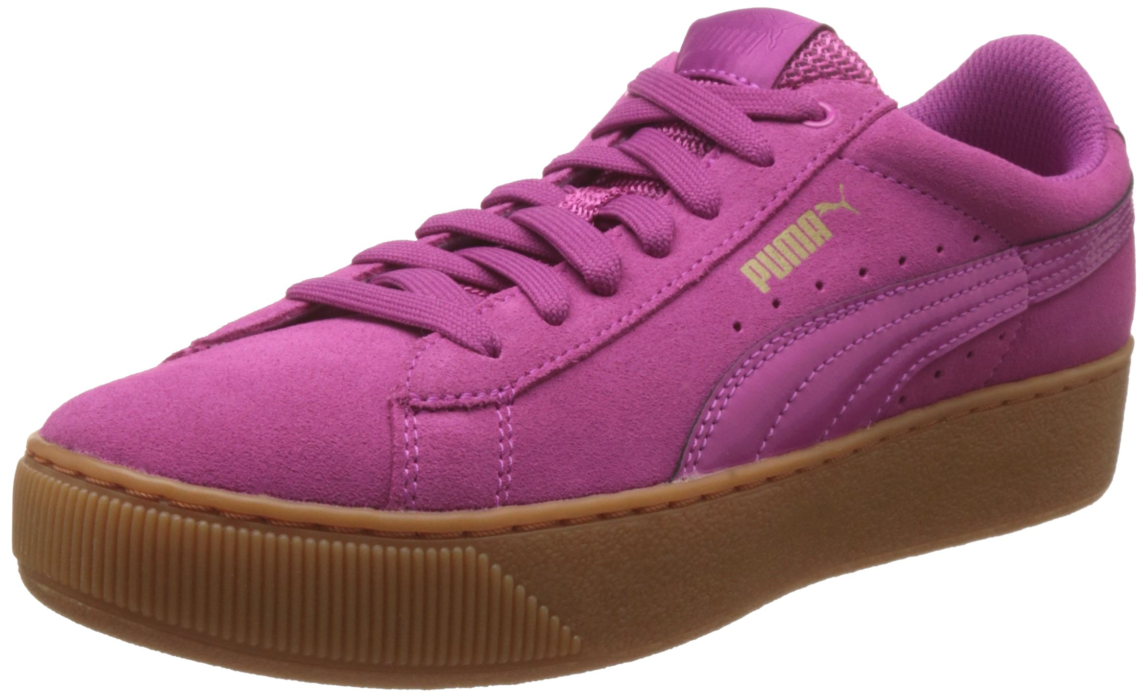 Puma rose Vikky 0438 Basses Eu Violet Violet FemmeRoserose PlatformBaskets 5S43AjqRcL