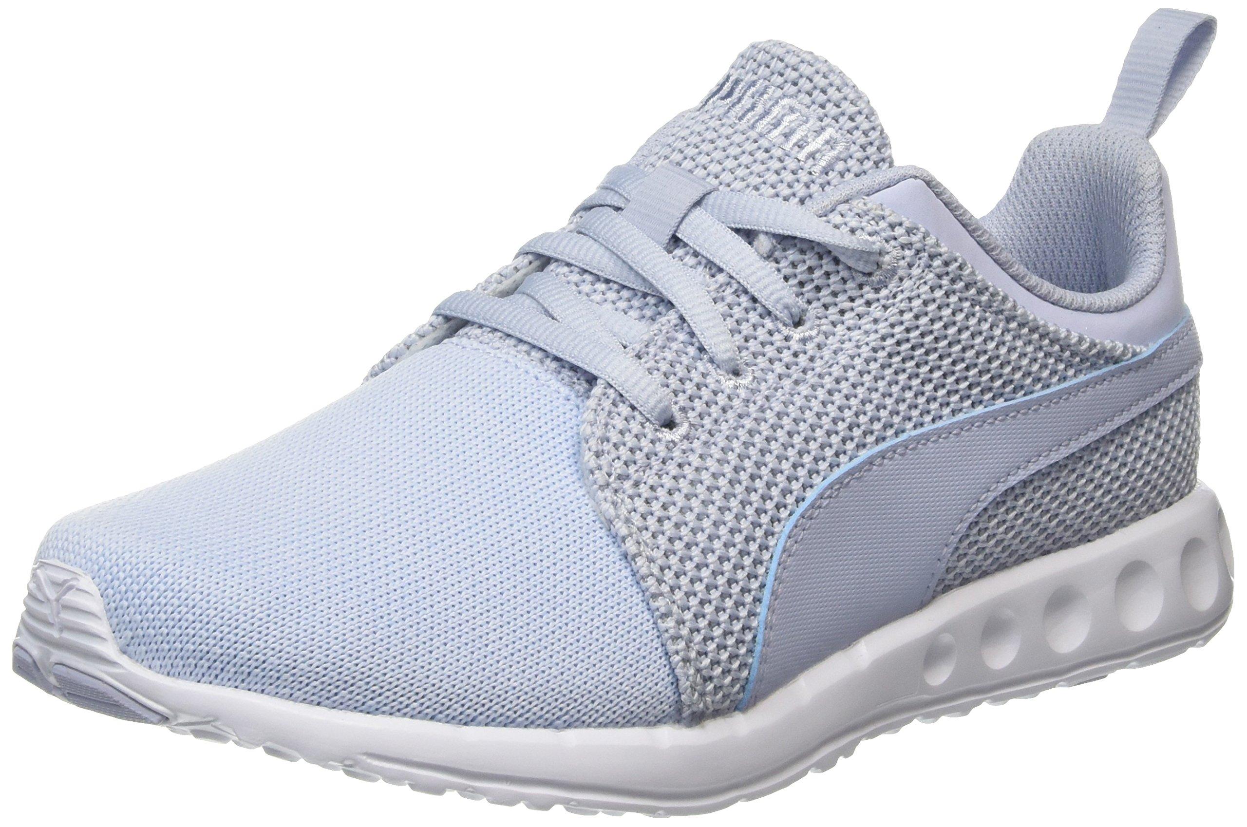 AdulteBleuhalogen Puma Mixte Carson Knit De Runner White Running Compétition Blue EeaChaussures 0738 lavendar Lustre Eu EDHIW29Y