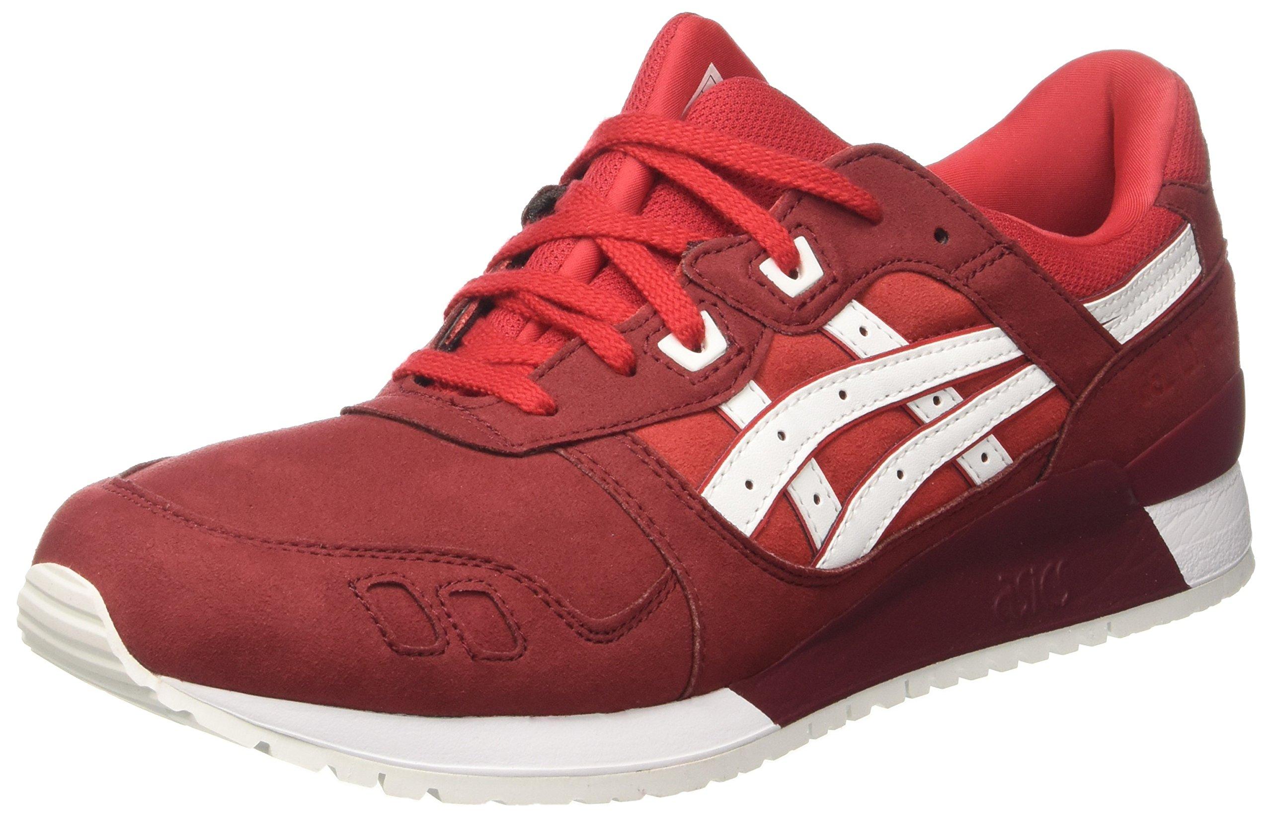 H7k4y Gel 2301Sneakers Iii 5 Asics Basses Eu HommeRougered46 Lyte iZlXwPkuTO
