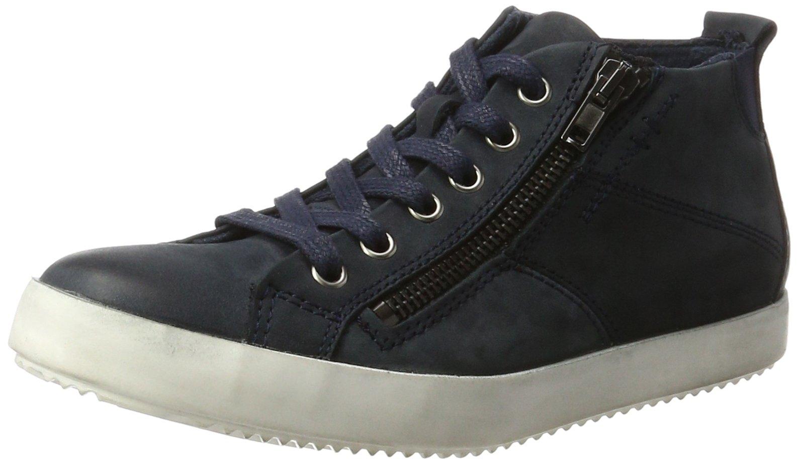 Tamaris Eu 25295Sneakers Hautes 80542 FemmeBleunavy kuPZOXi